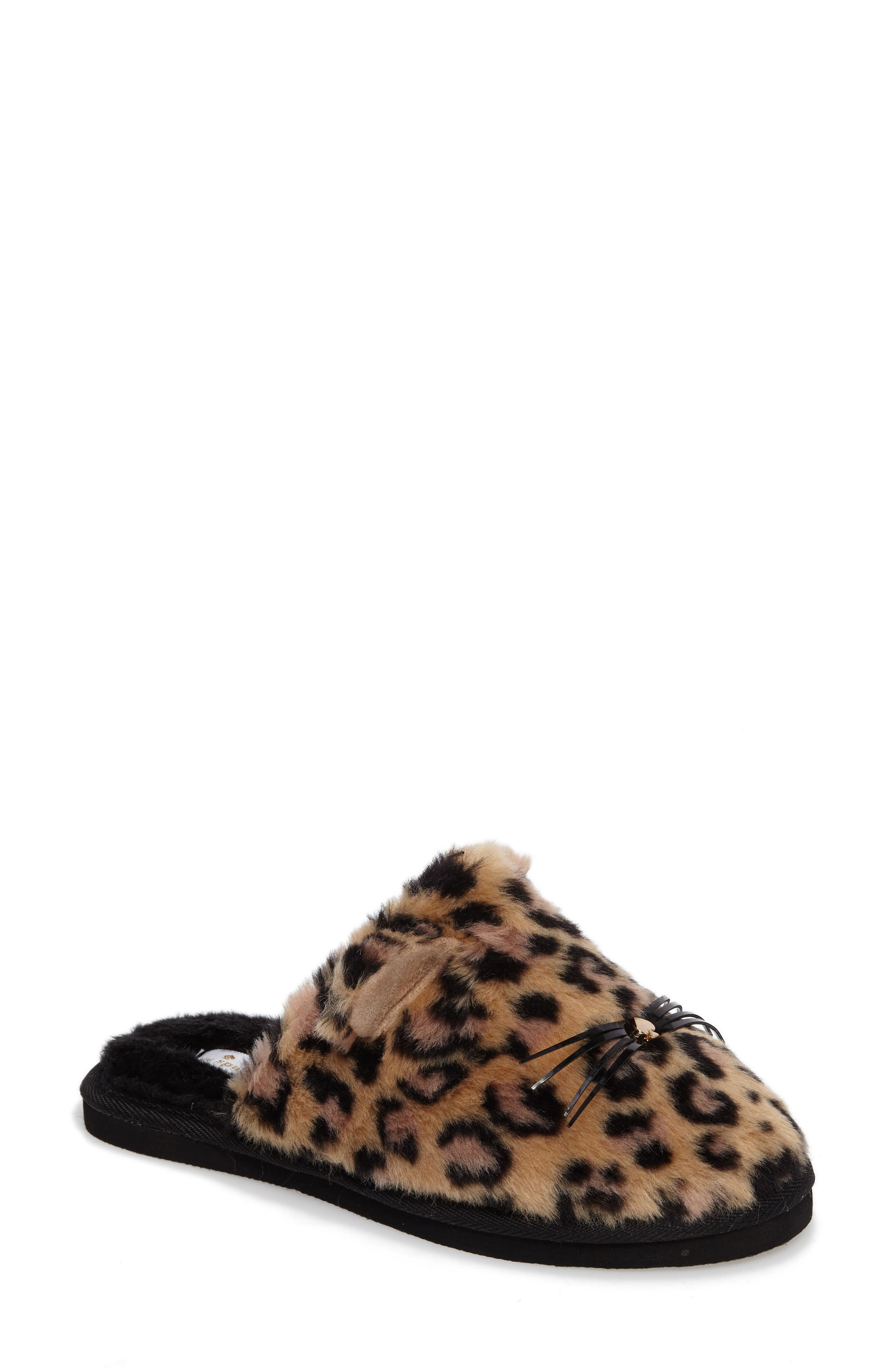 Alternate Image 1 Selected - kate spade new york belindy scuff slipper (Women)