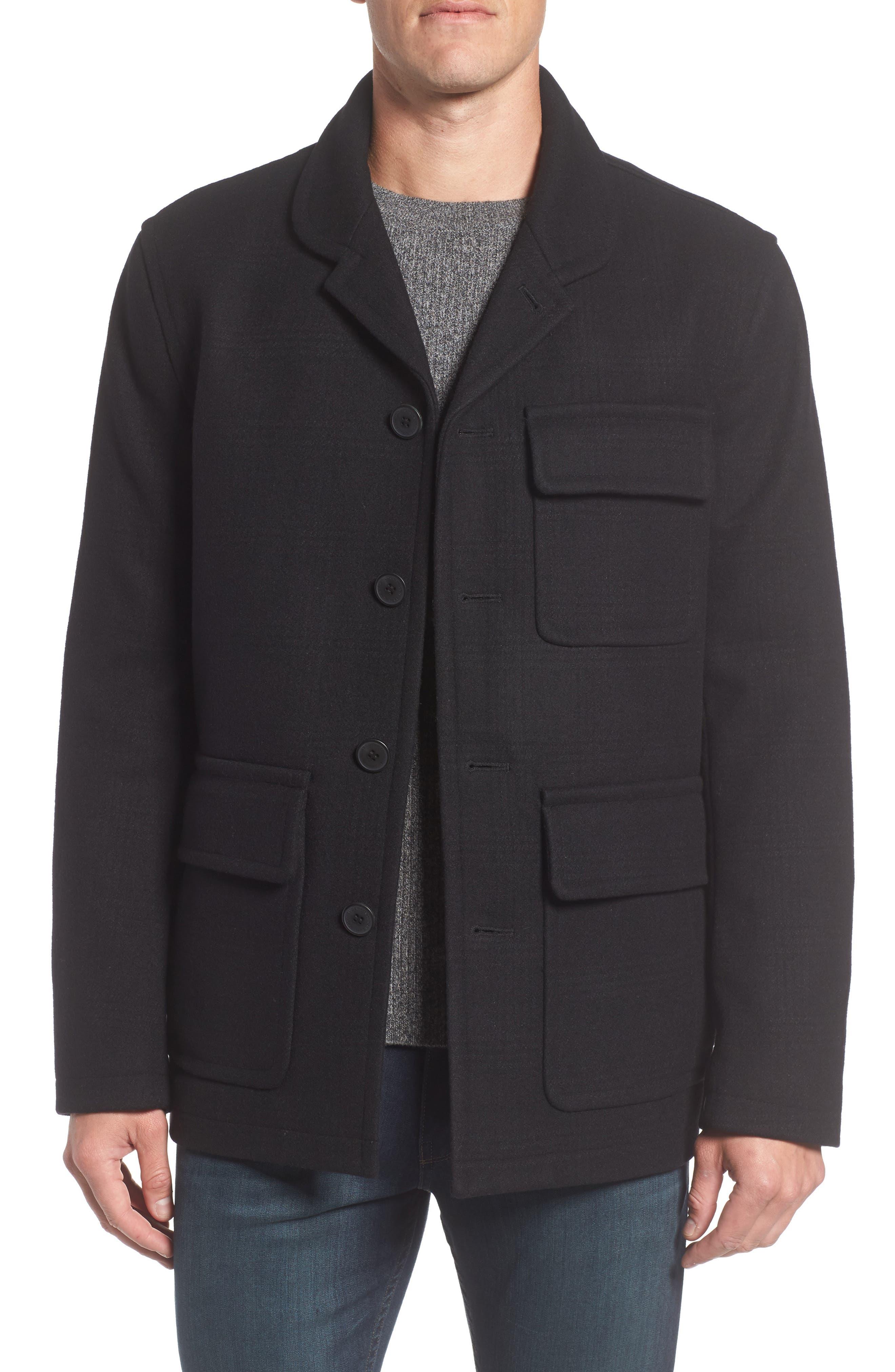 Marc New York Lyons Plaid Jacket