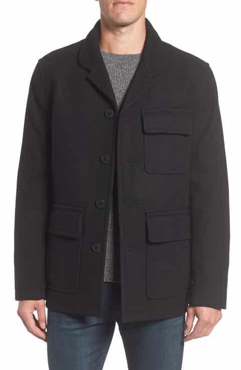 Men's Peacoat & Wool Coats | Nordstrom | Nordstrom