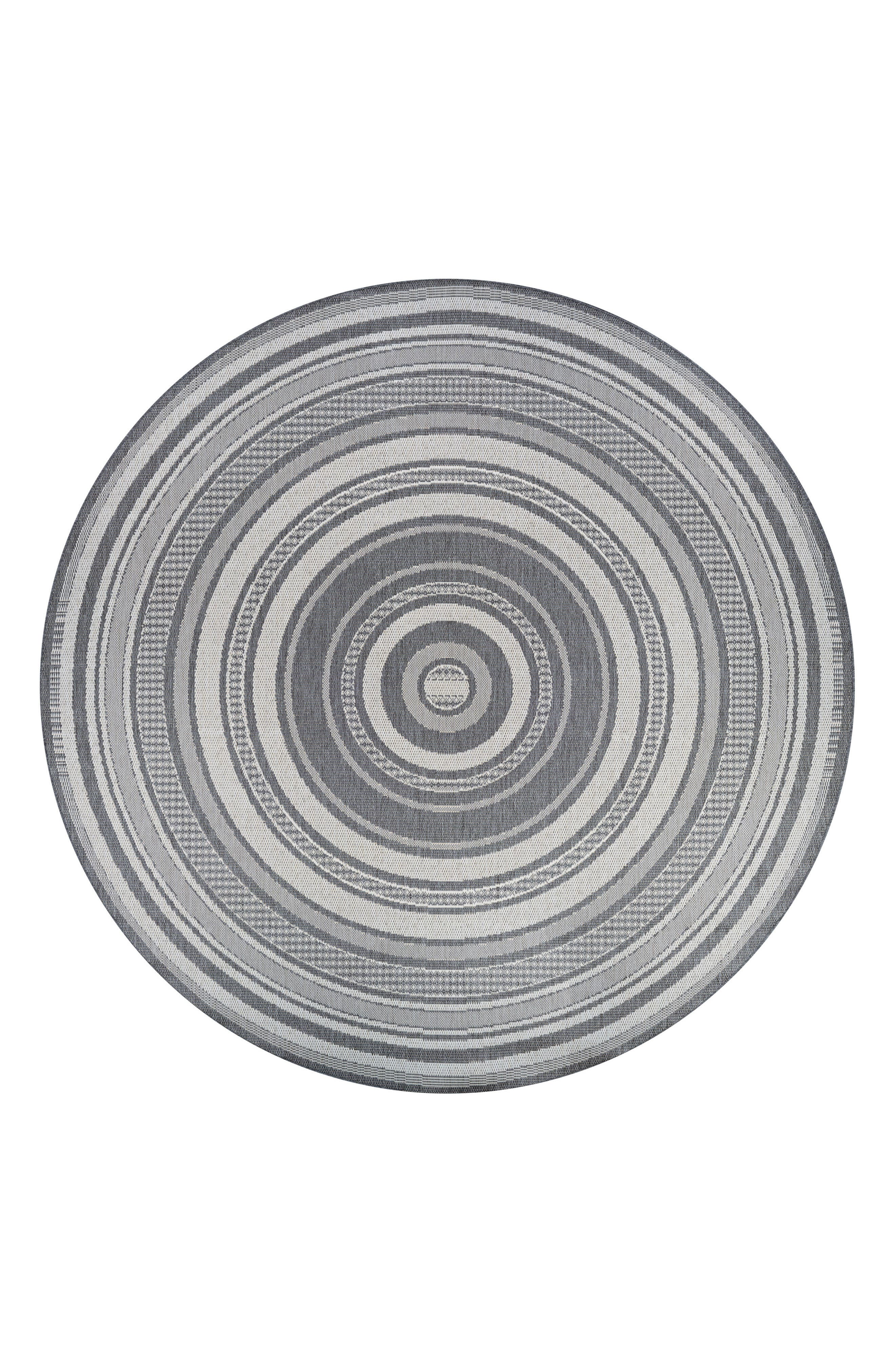 Gazebo Indoor/Outdoor Rug,                         Main,                         color, Champagne/ Grey