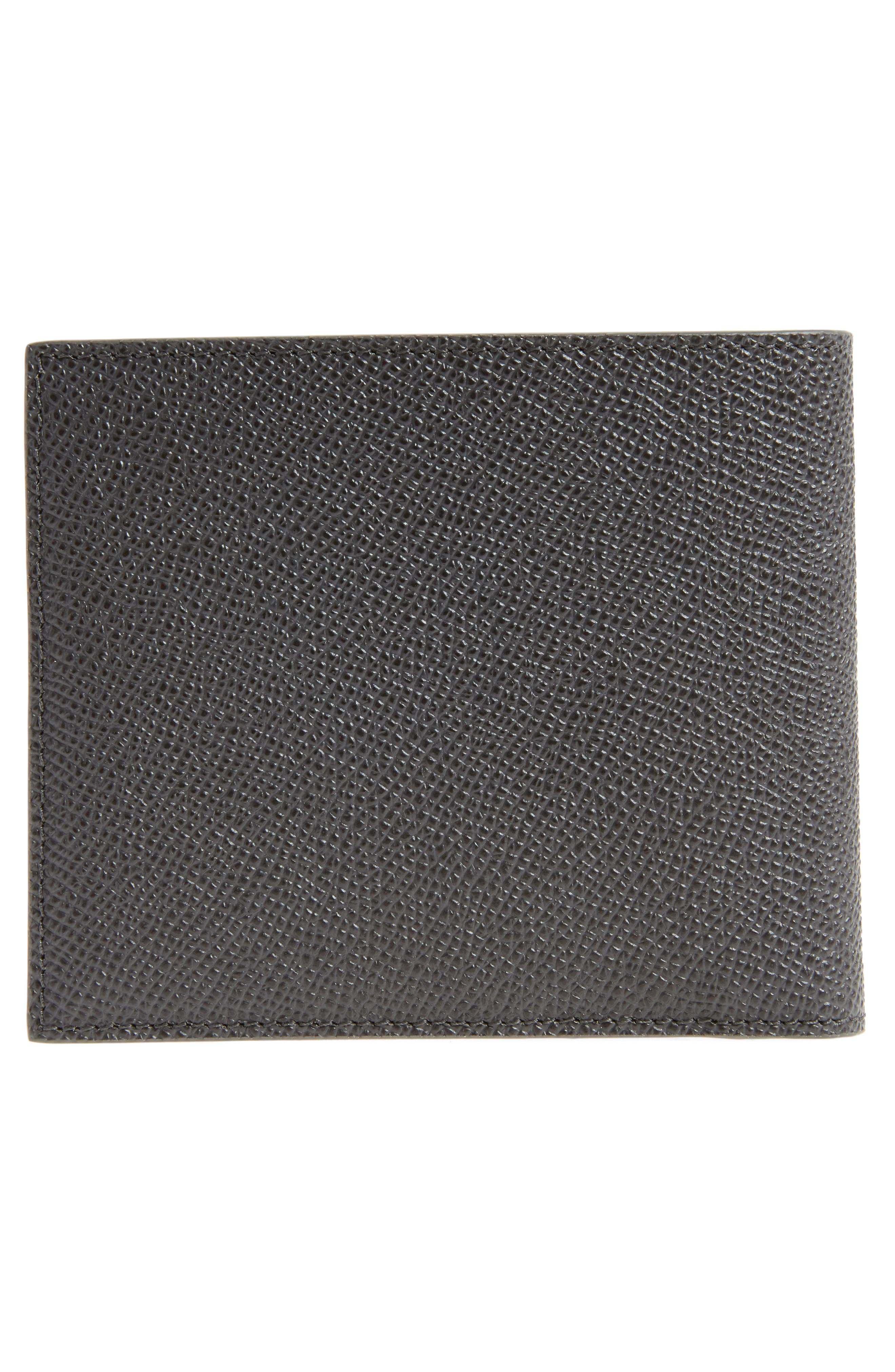 Alternate Image 3  - Givenchy Calfskin Leather Bifold Wallet