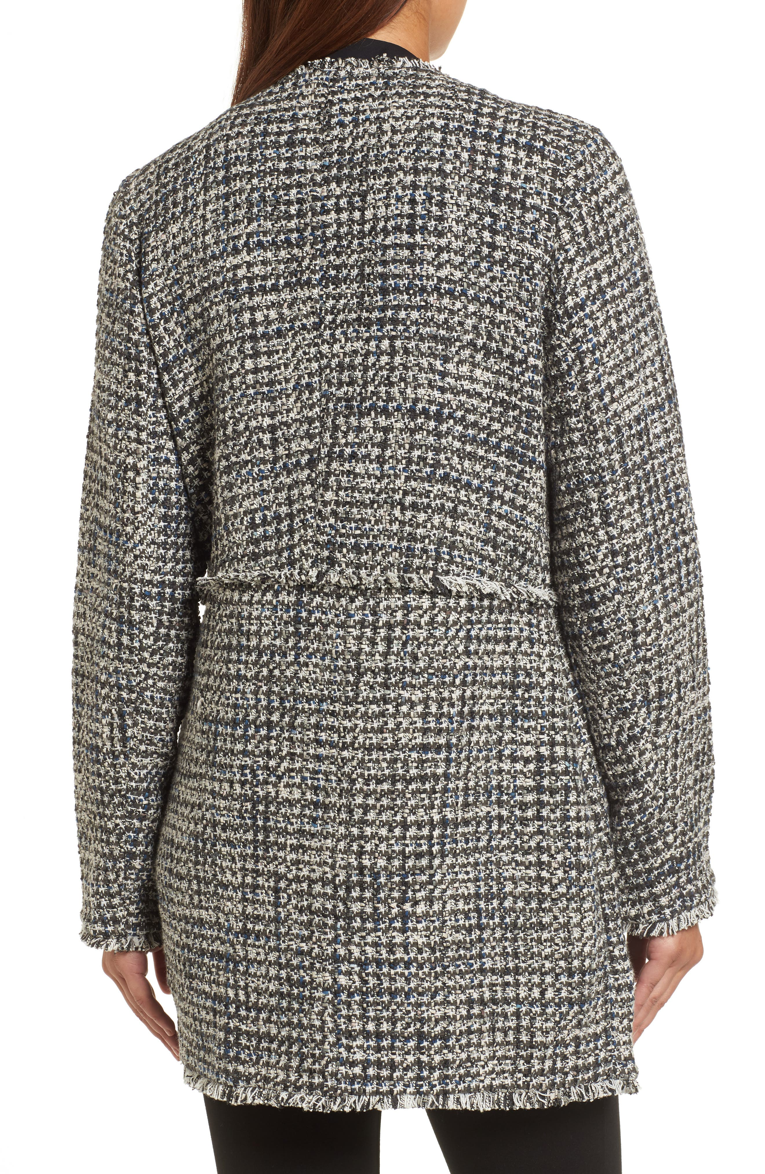 Alternate Image 2  - NIC + Zoe Speckled Tweed Jacket