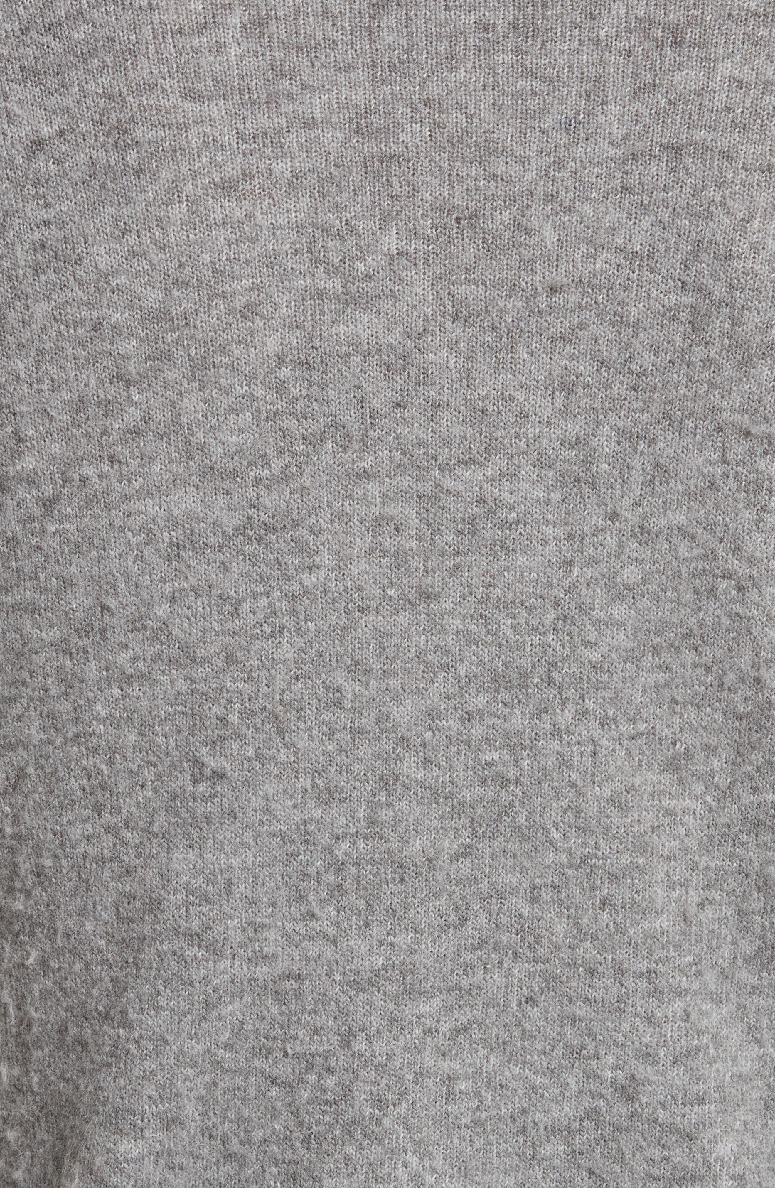 Alternate Image 5  - Alice + Olivia Sparrow Grommet Sleeve Sweater