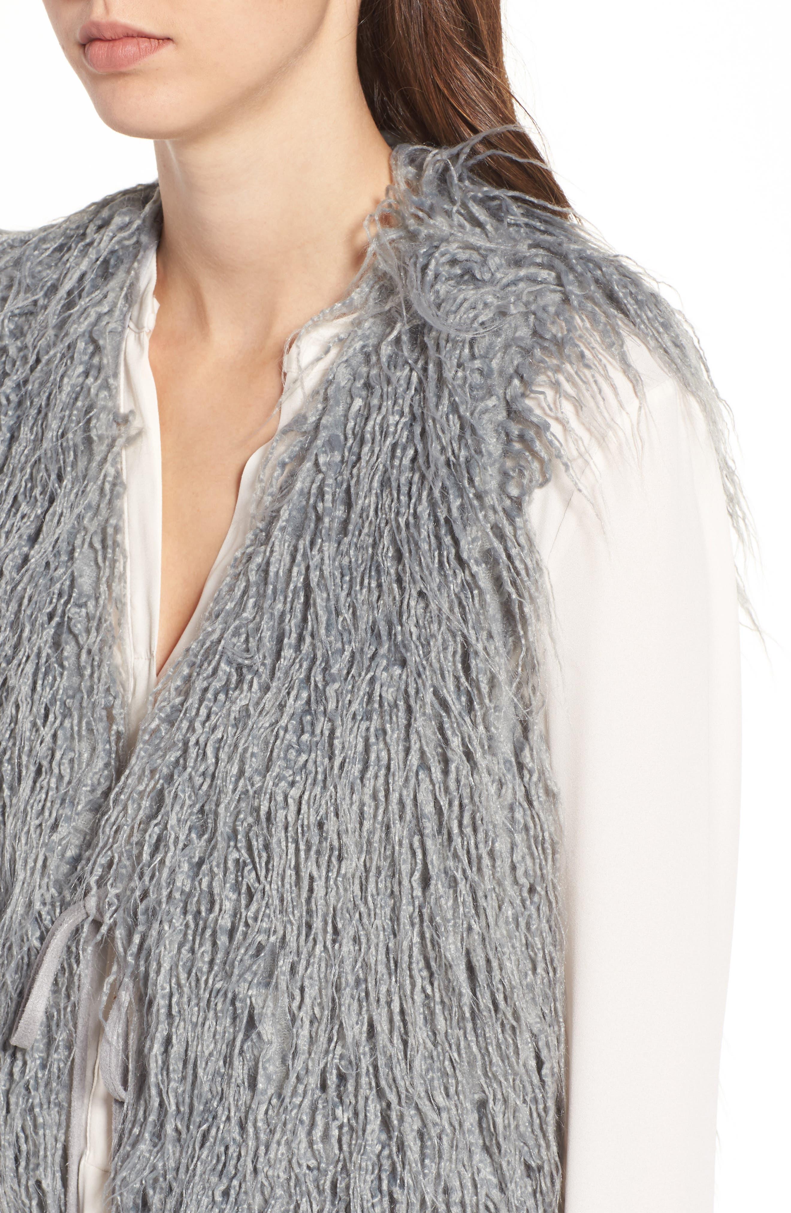 Alternate Image 4  - Show Me Your Mumu Luis Faux Fur Vest