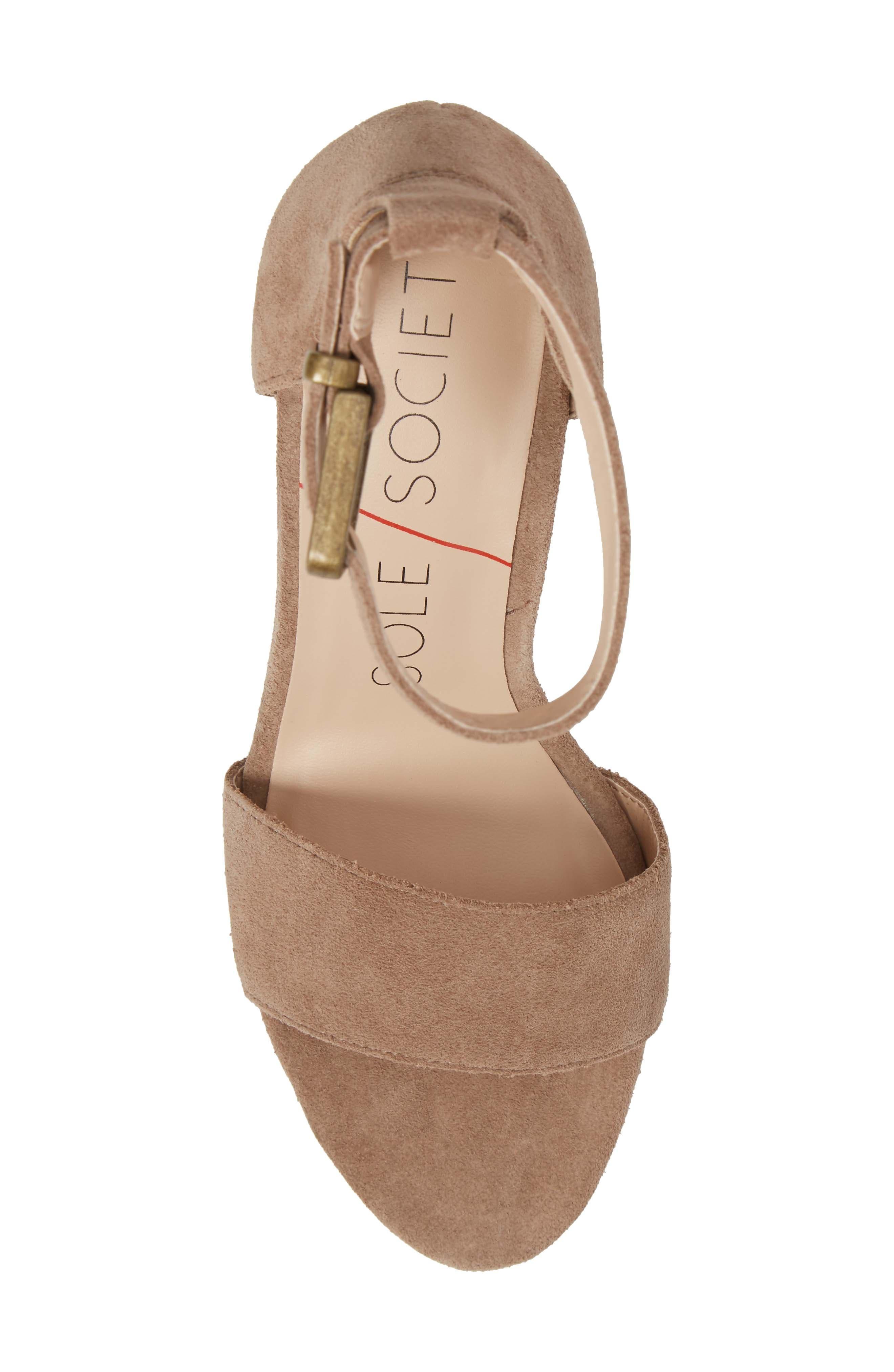 Alternate Image 5  - Sole Society Montana Sandal (Women)