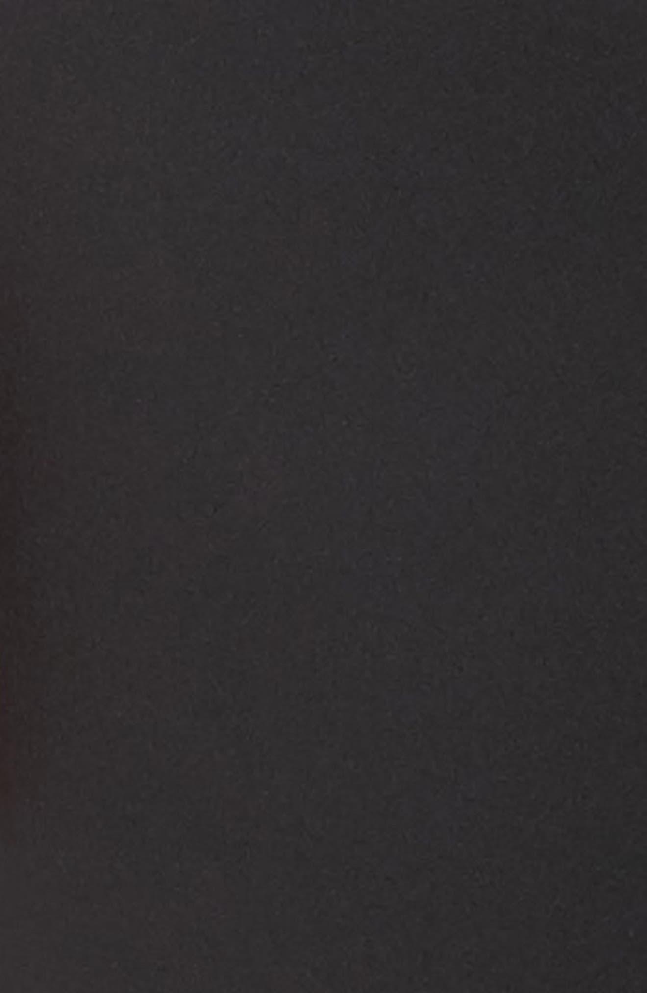 Alternate Image 5  - Eliza J Ruffle Side Strapless Jumpsuit