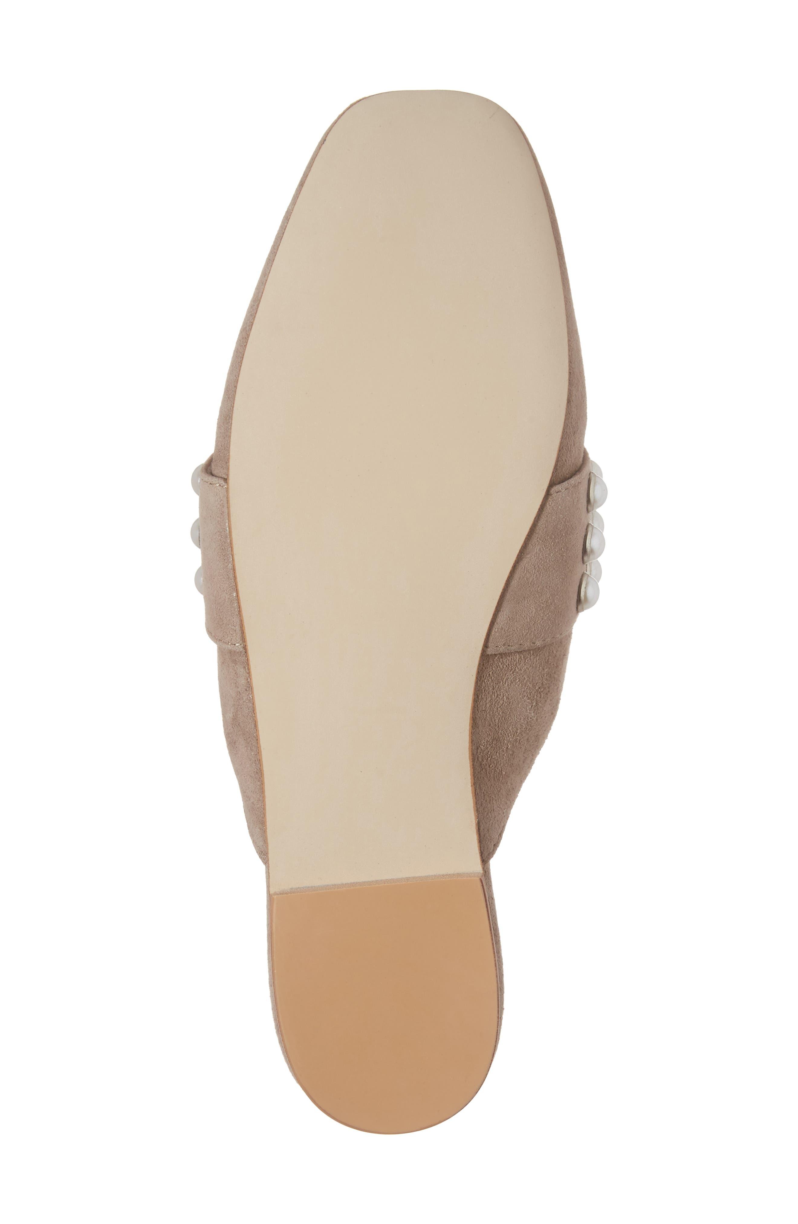 Alternate Image 6  - Jeffrey Campbell Ravis Embellished Loafer Mule (Women)