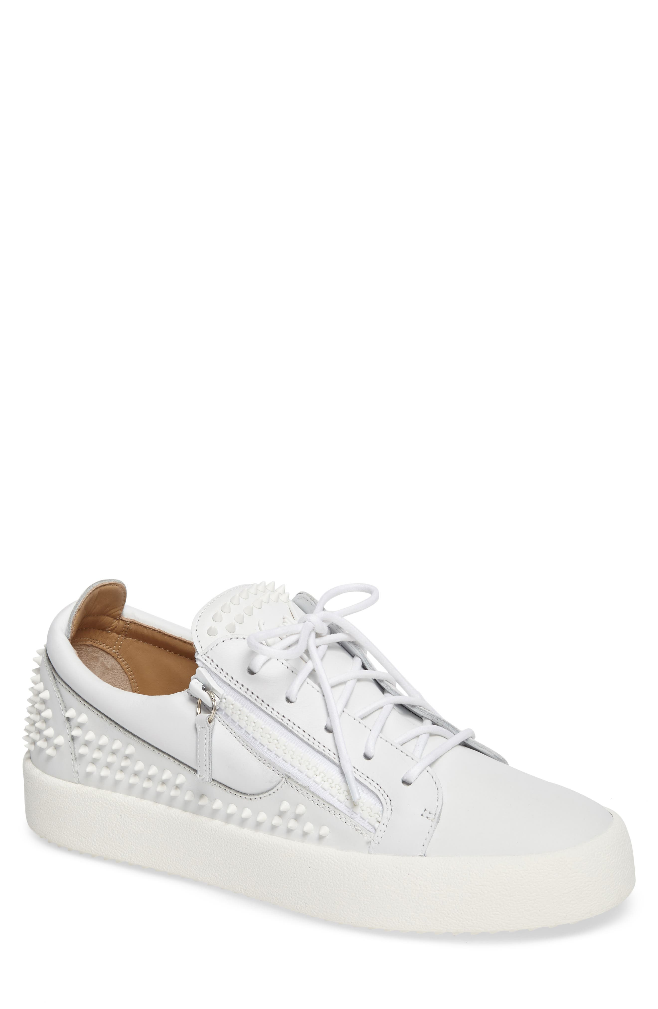 Alternate Image 1 Selected - Giuseppe Zanotti Low-Top Sneaker (Men)