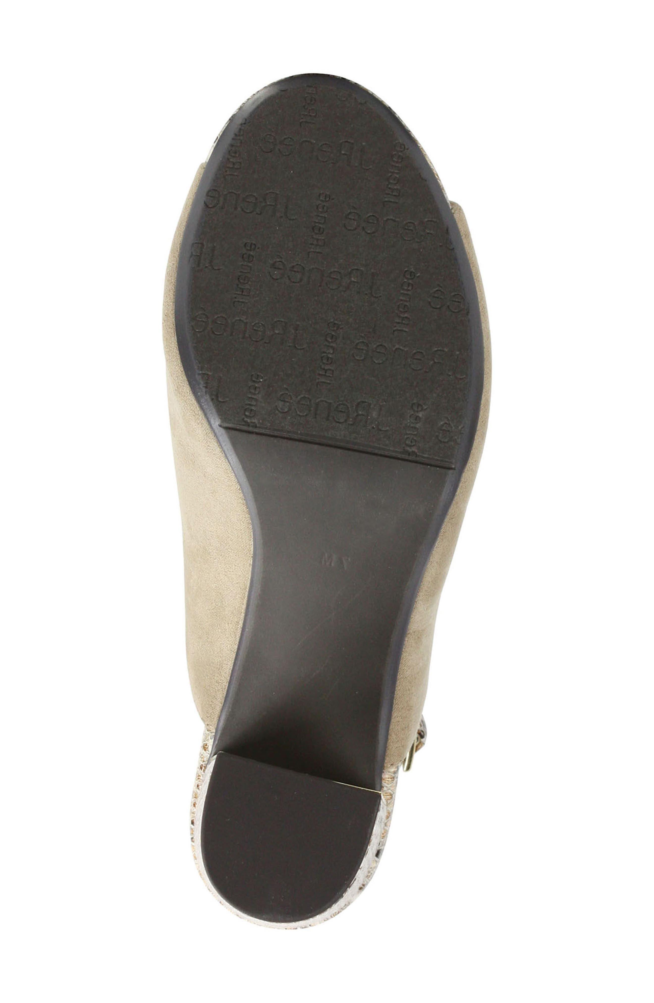 Alternate Image 5  - J. Reneé Maarya Block Heel Sandal (Women)