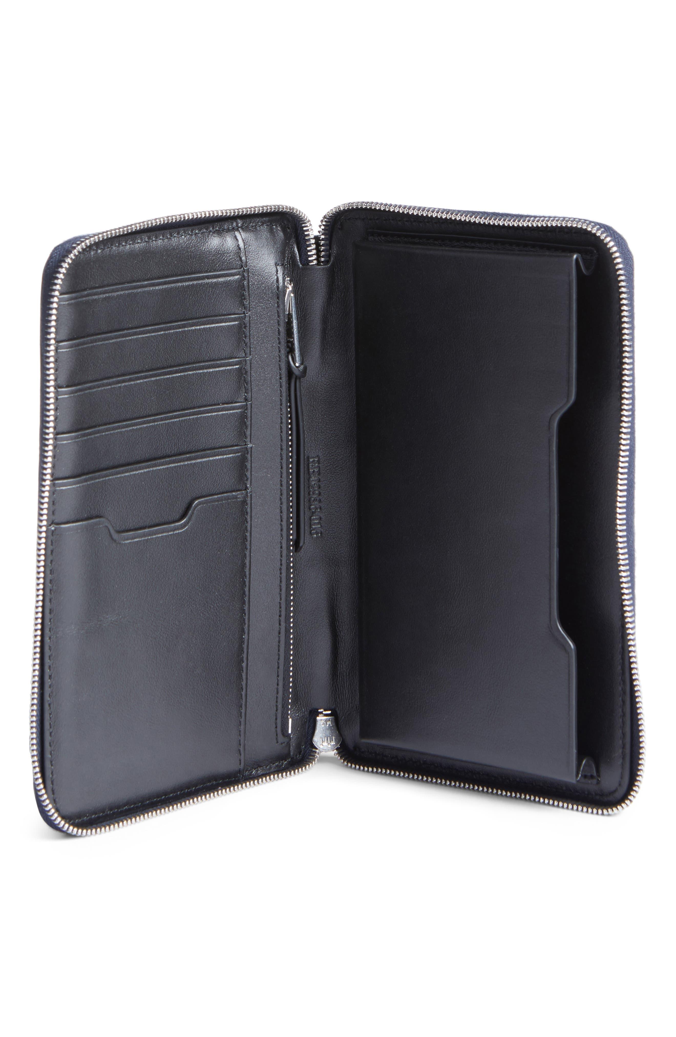 Alternate Image 2  - rag & bone Devon Calfskin Smartphone Wallet