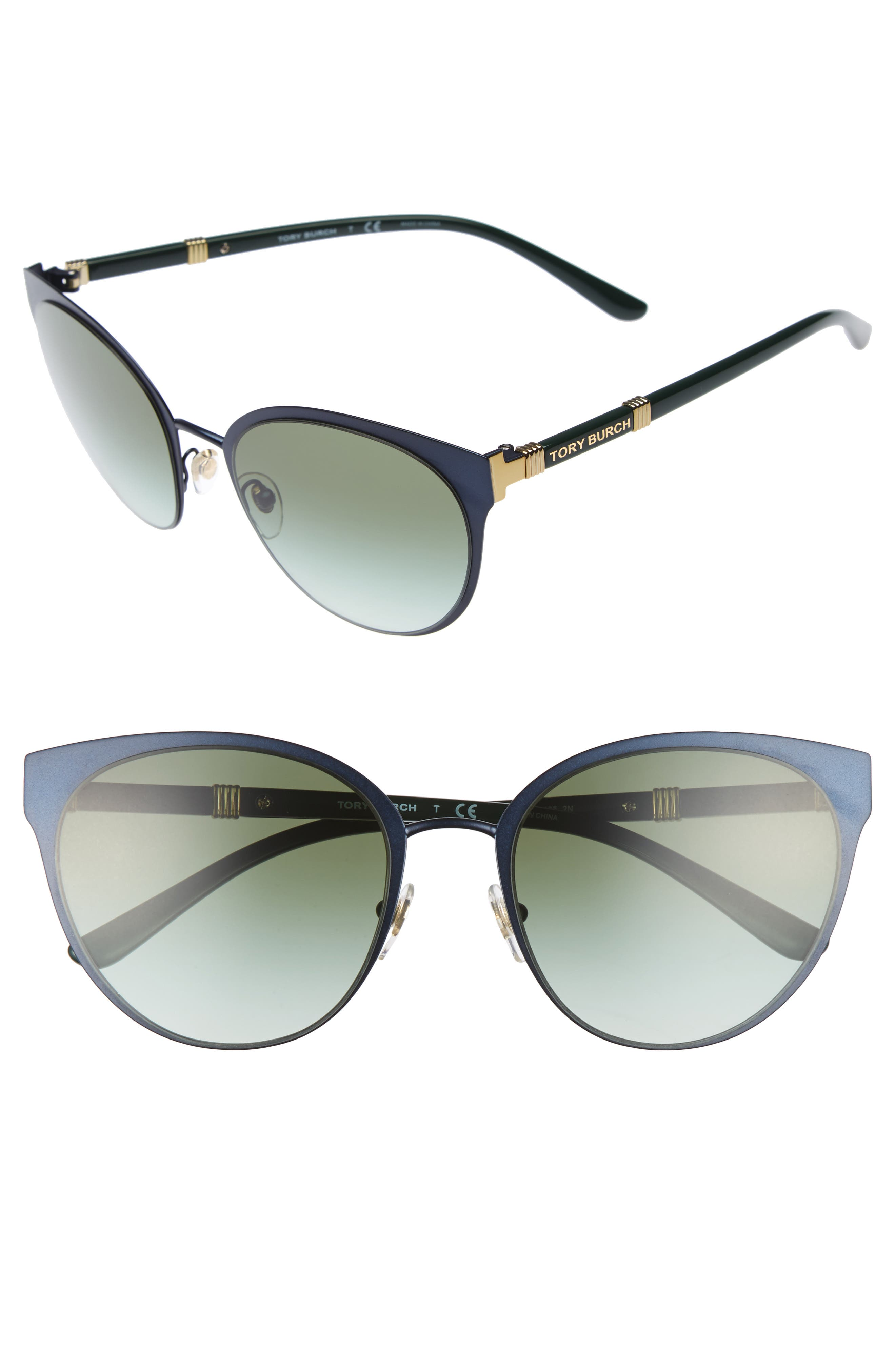 Tory Burch 55mm Cat Eye Sunglasses
