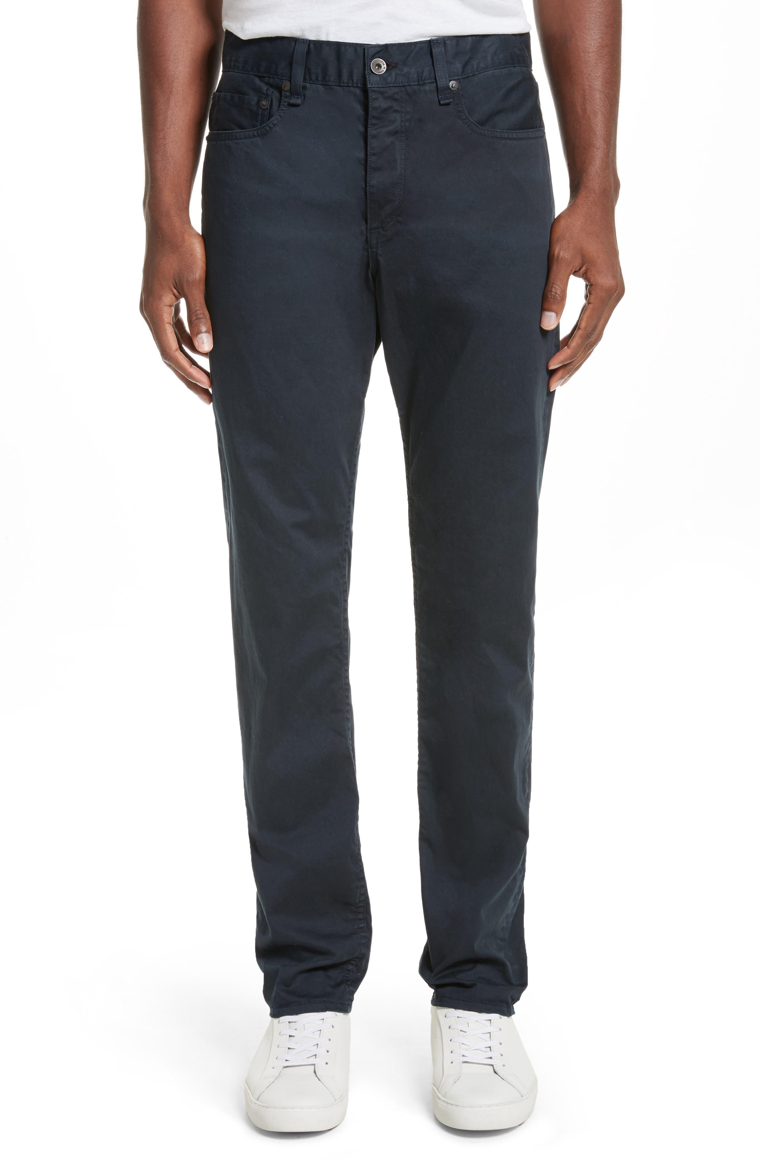 Alternate Image 1 Selected - rag & bone Fit 3 Twill Pants