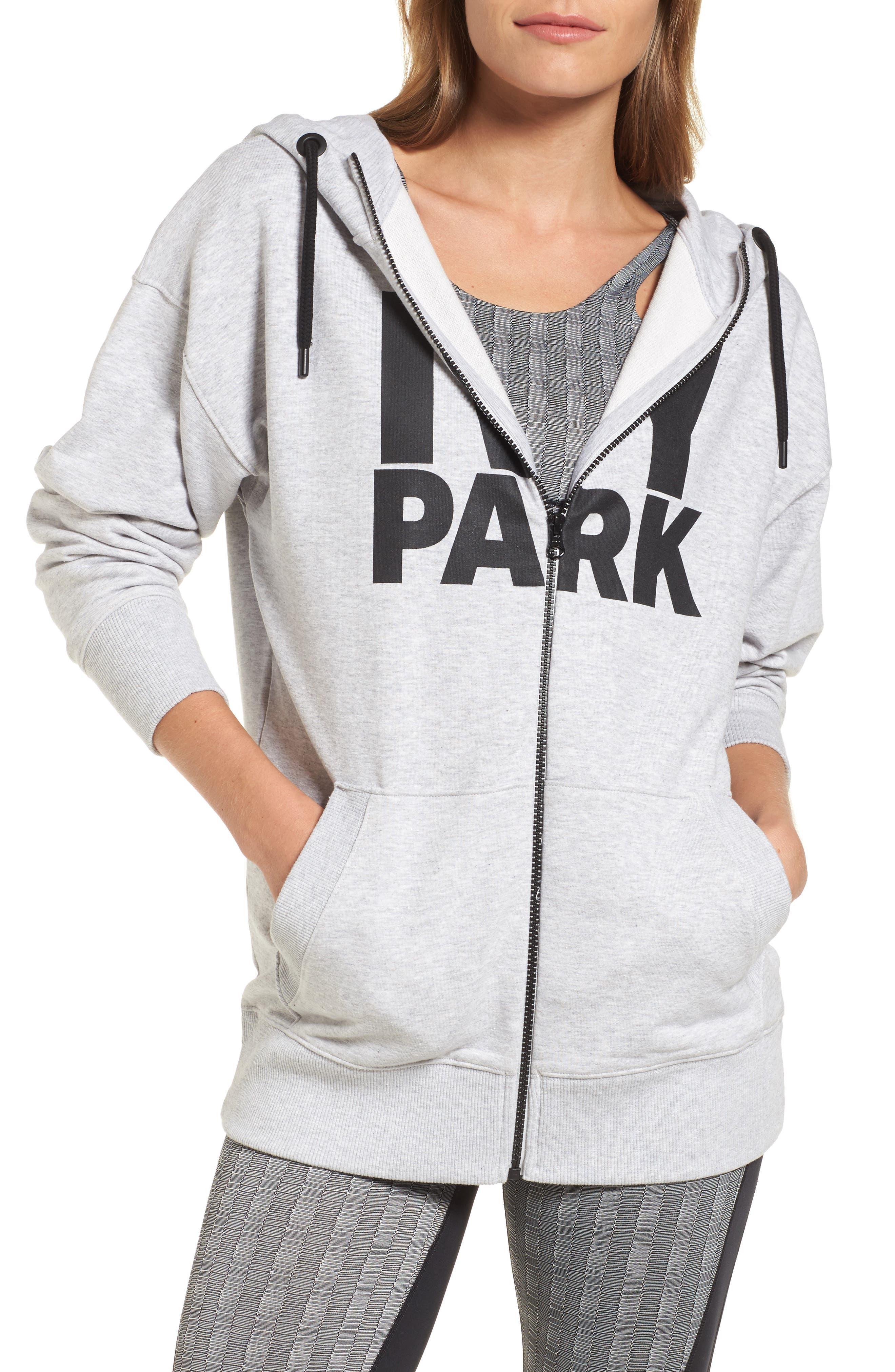IVY PARK® Logo Zip Hoodie