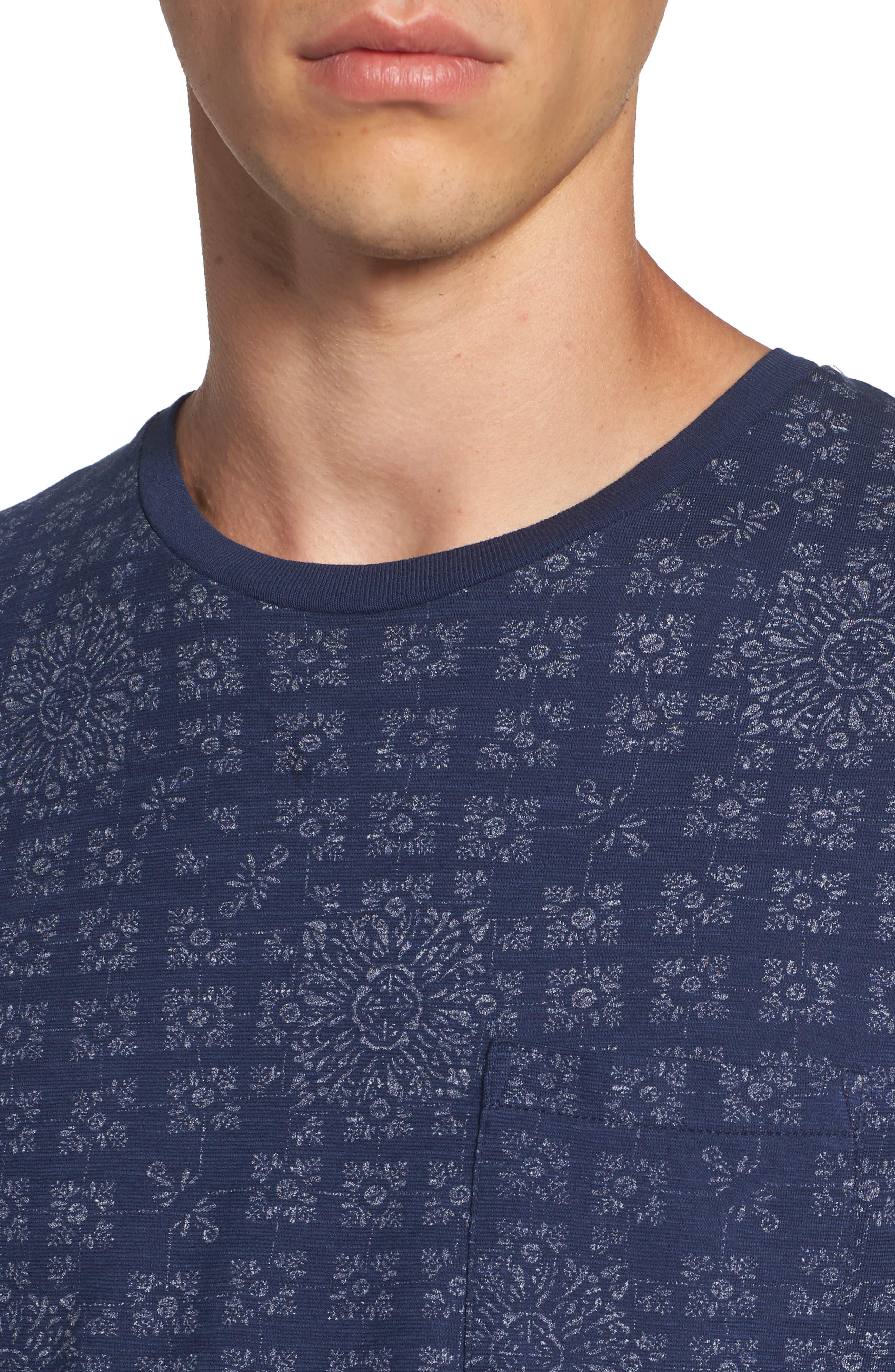 AMS Graphic T-Shirt,                             Alternate thumbnail 4, color,                             Combo D