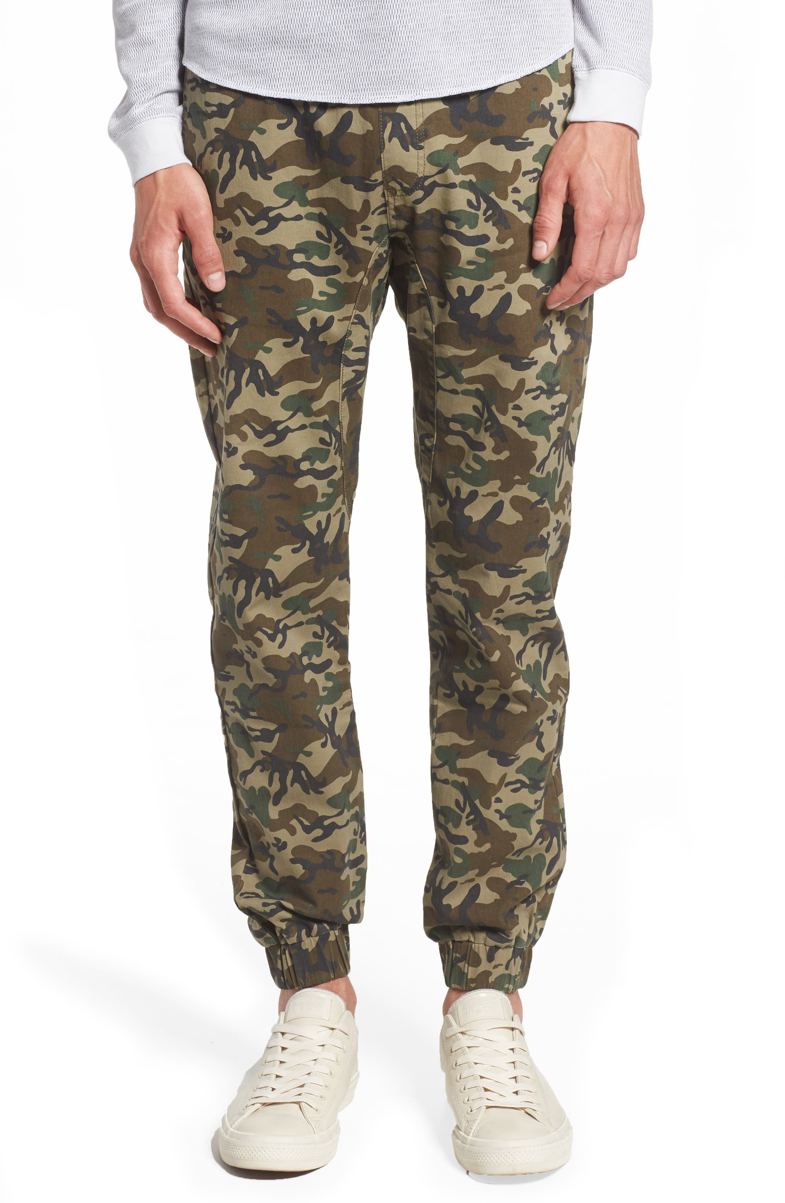 The Rail Print Jogger Pants