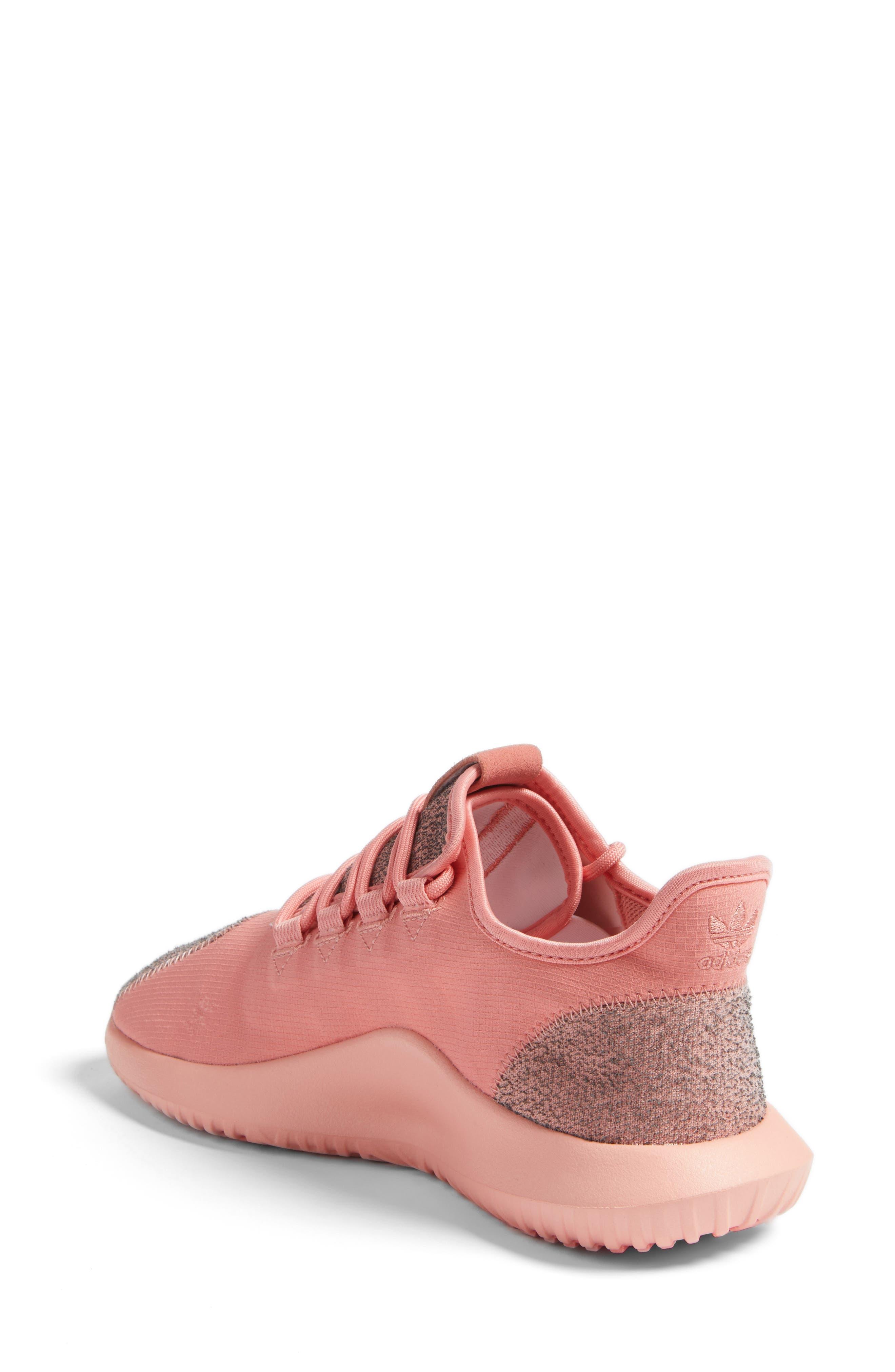 Tubular Shadow Sneaker,                             Alternate thumbnail 2, color,                             Raw Pink/ Raw Pink