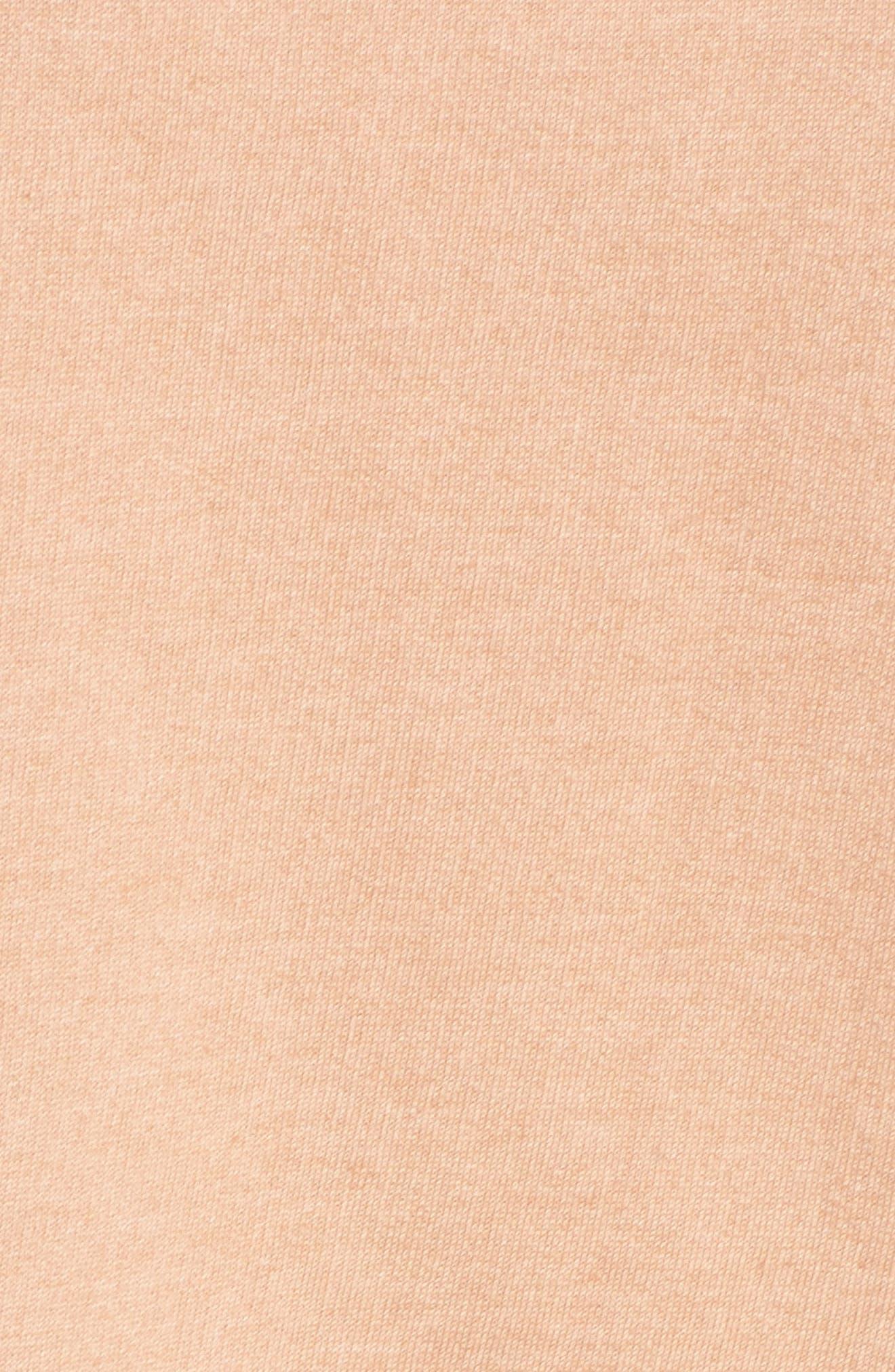 Middle Sister Brunette Sweatshirt,                             Alternate thumbnail 7, color,                             Rose