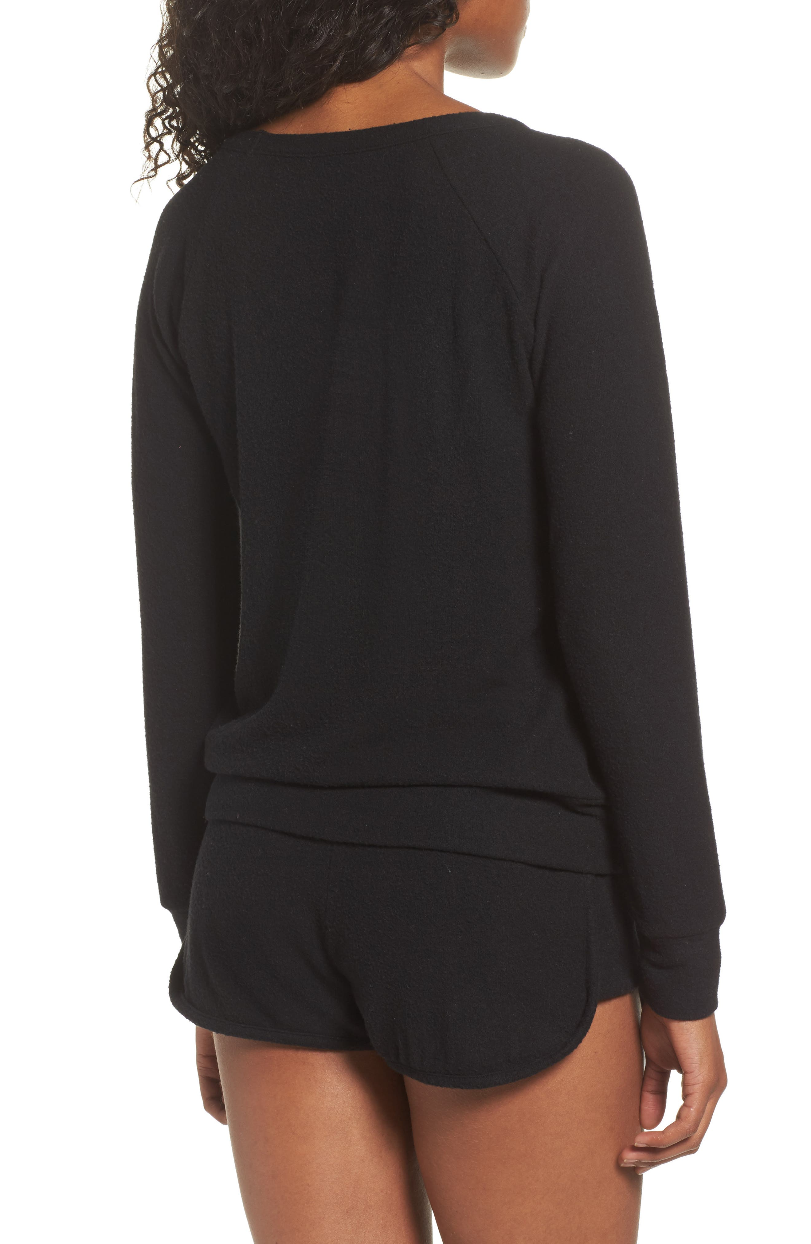 Alternate Image 2  - Chaser Coffee Weekend Rendezvous Pullover