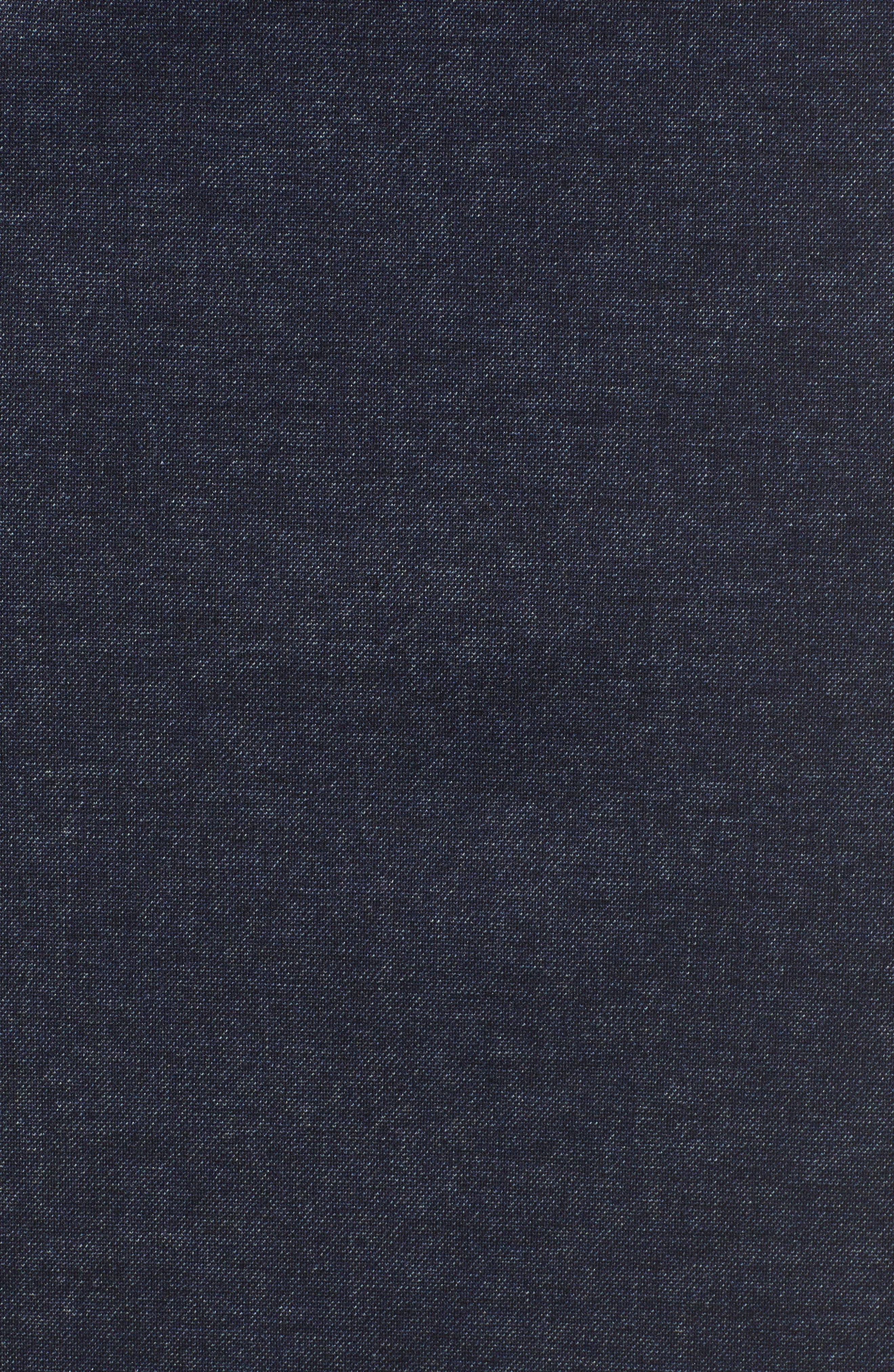 Alternate Image 7  - Halogen® Knit Pencil Skirt (Regular & Petite)