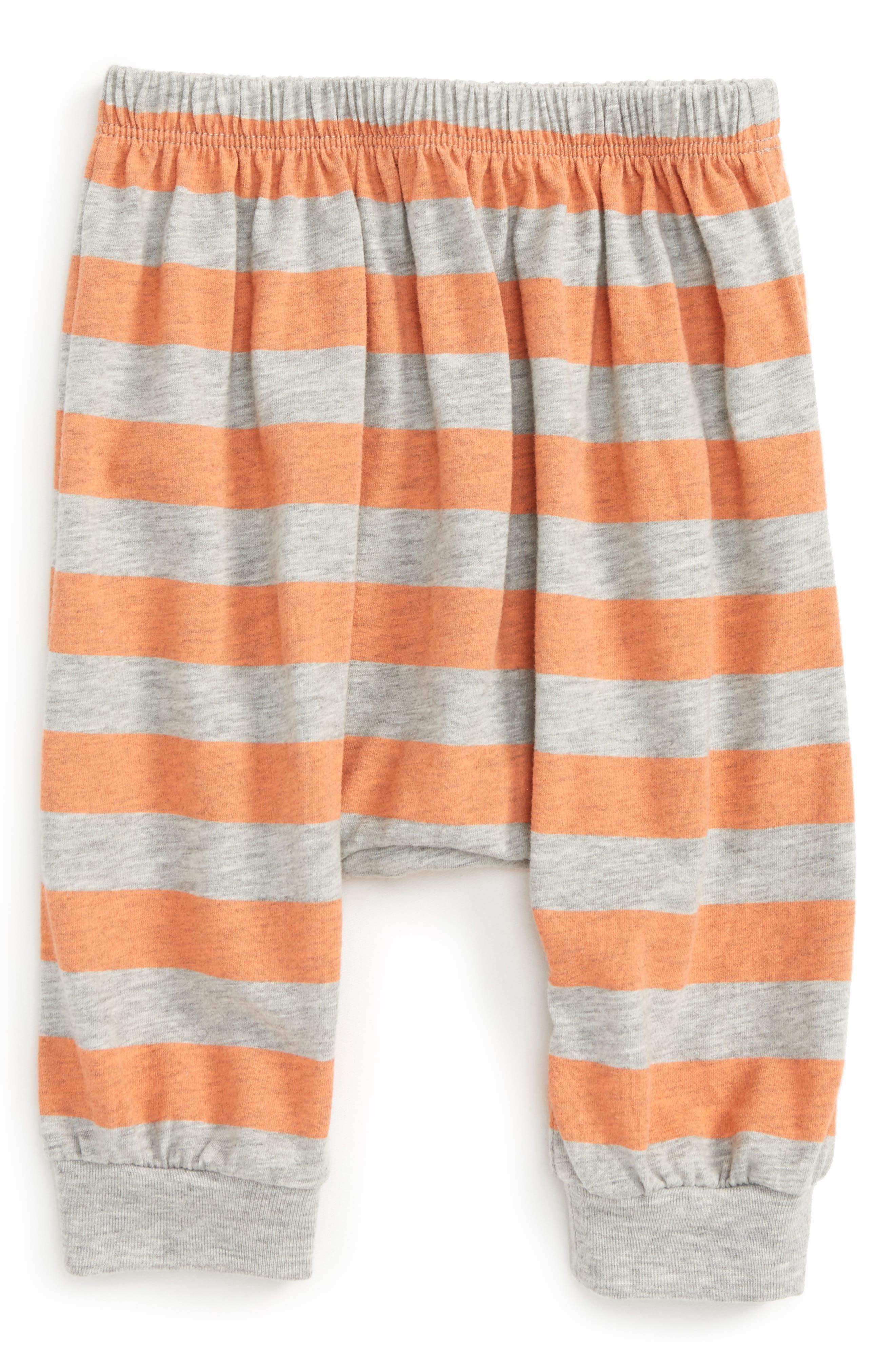 Peek Rugby Stripe Pants (Baby Boys)