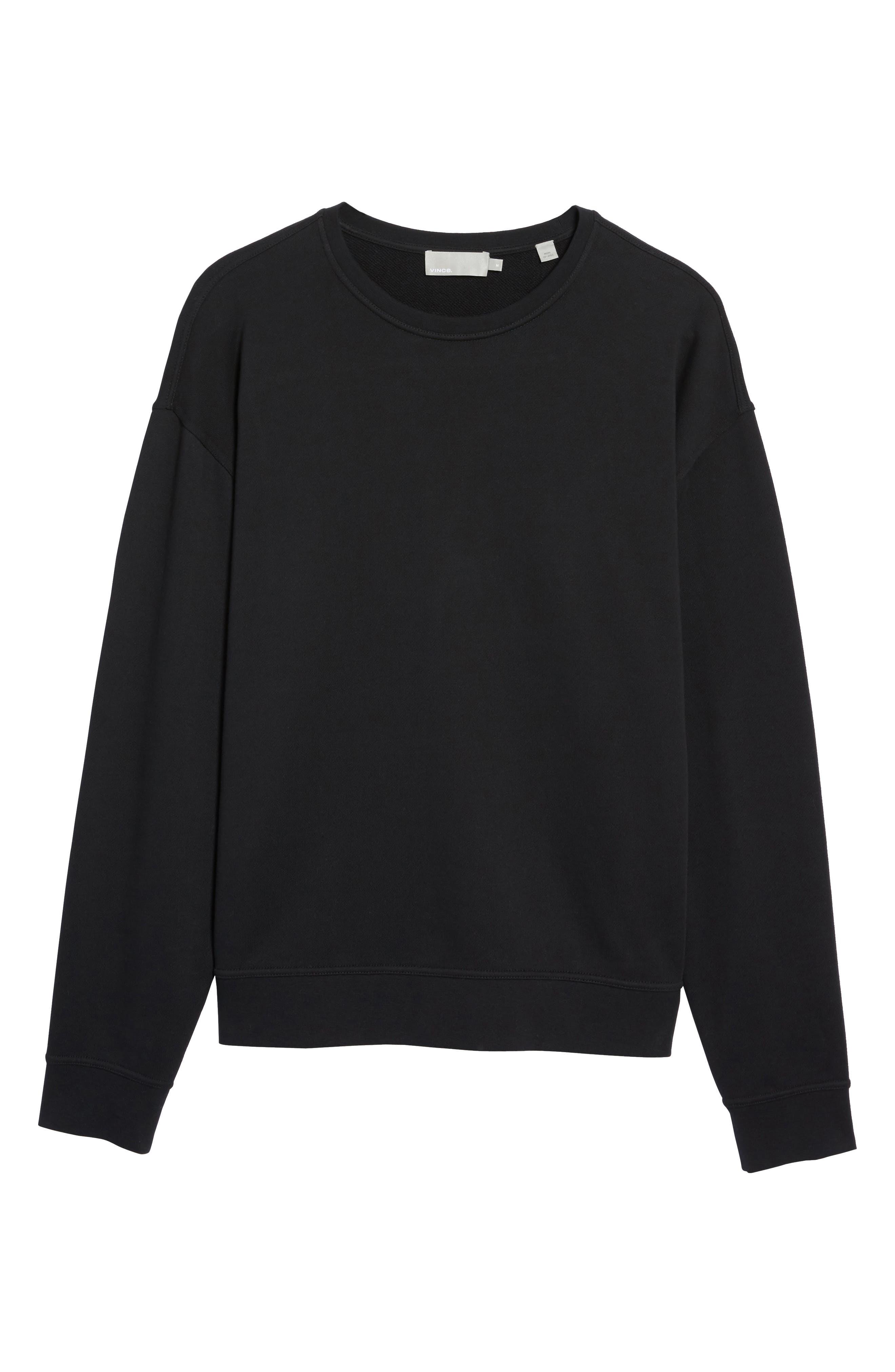 Alternate Image 5  - Vince Crewneck Sweatshirt