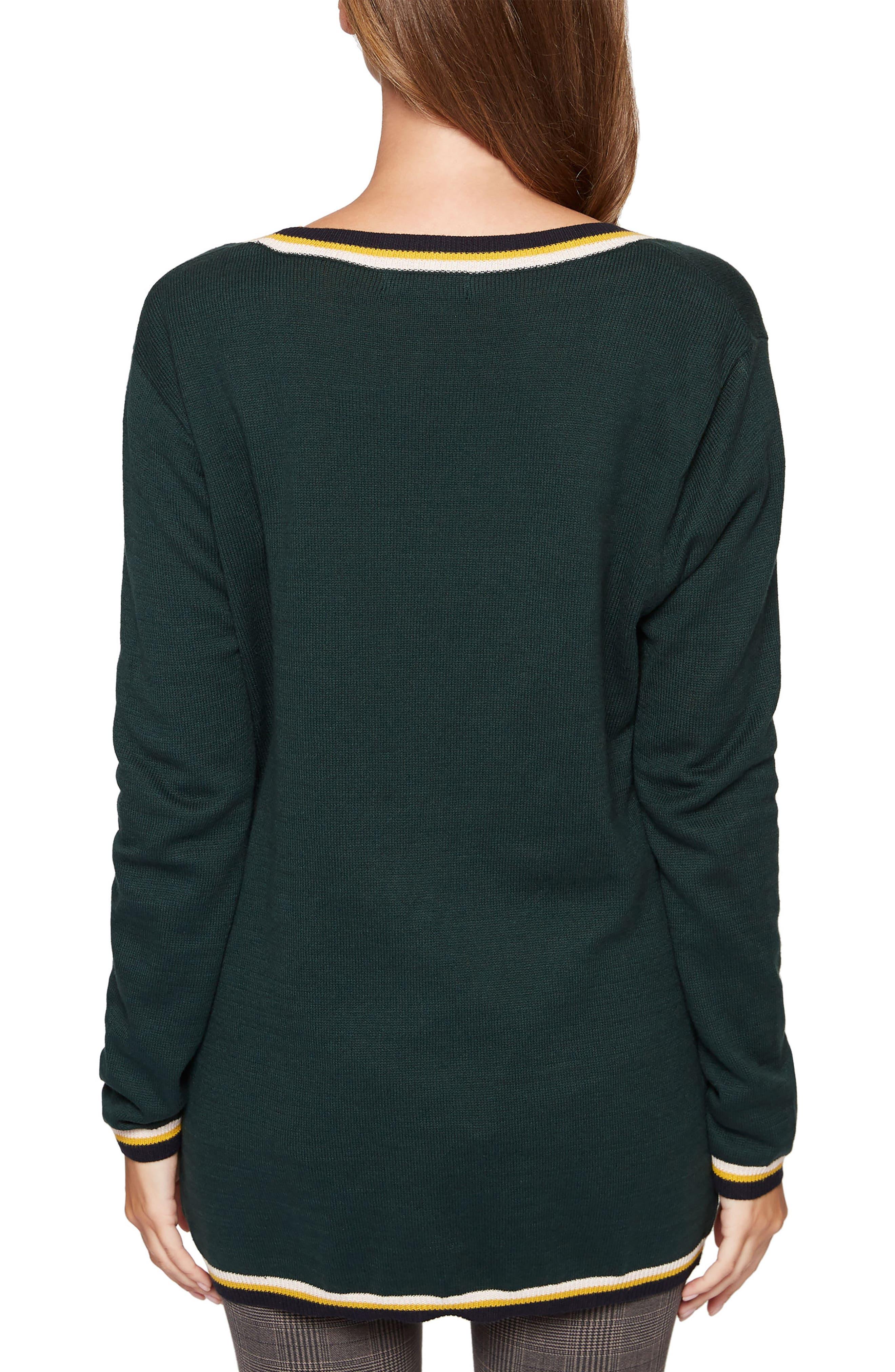Alternate Image 3  - Sanctuary Cotton Blend Club Cardigan
