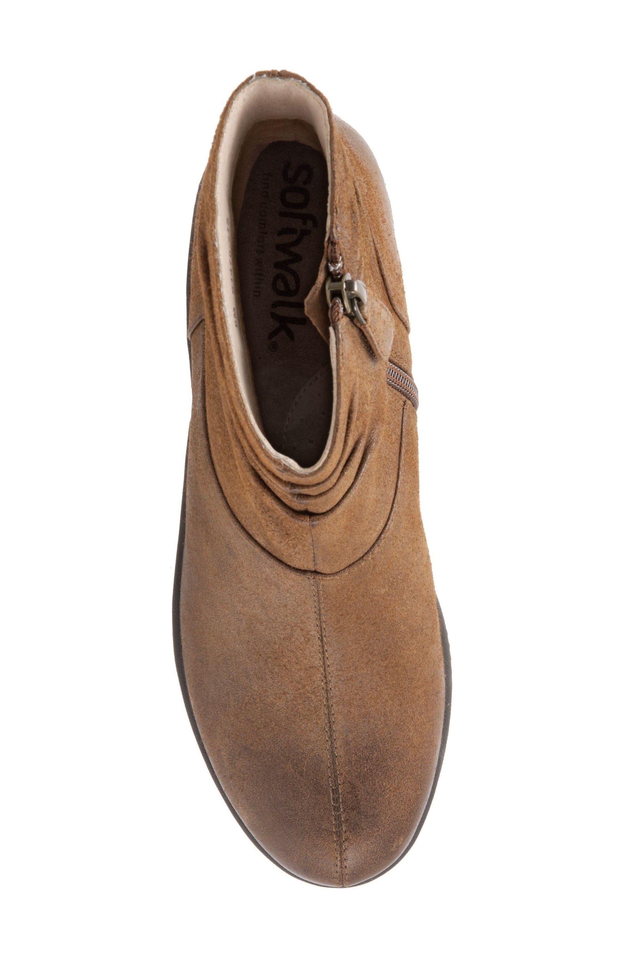 Alternate Image 5  - SoftWalk® 'Hanover' Leather Boot (Women)