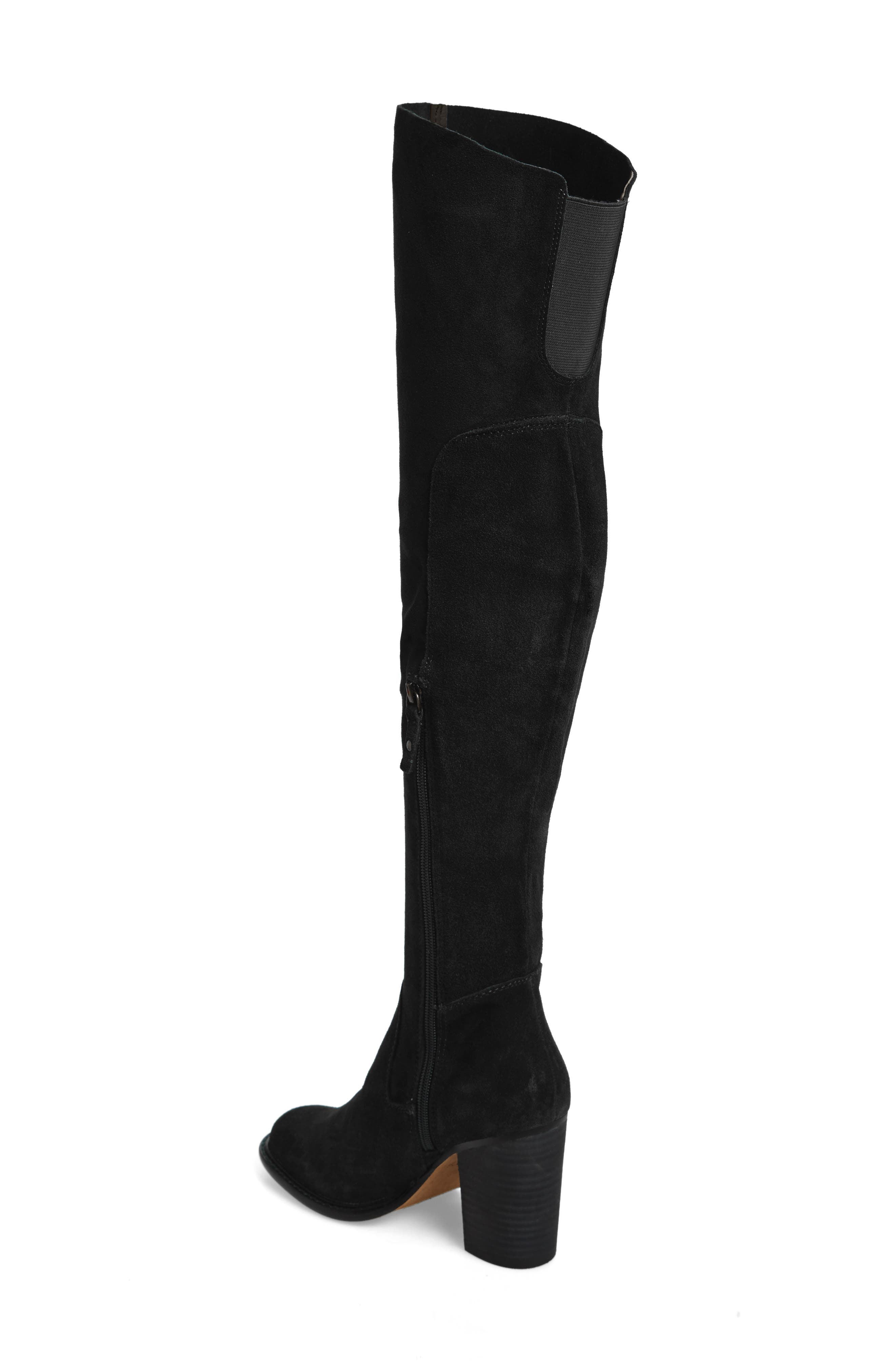 Alternate Image 2  - Kelsi Dagger Brooklyn Logan Over the Knee Boot (Women)
