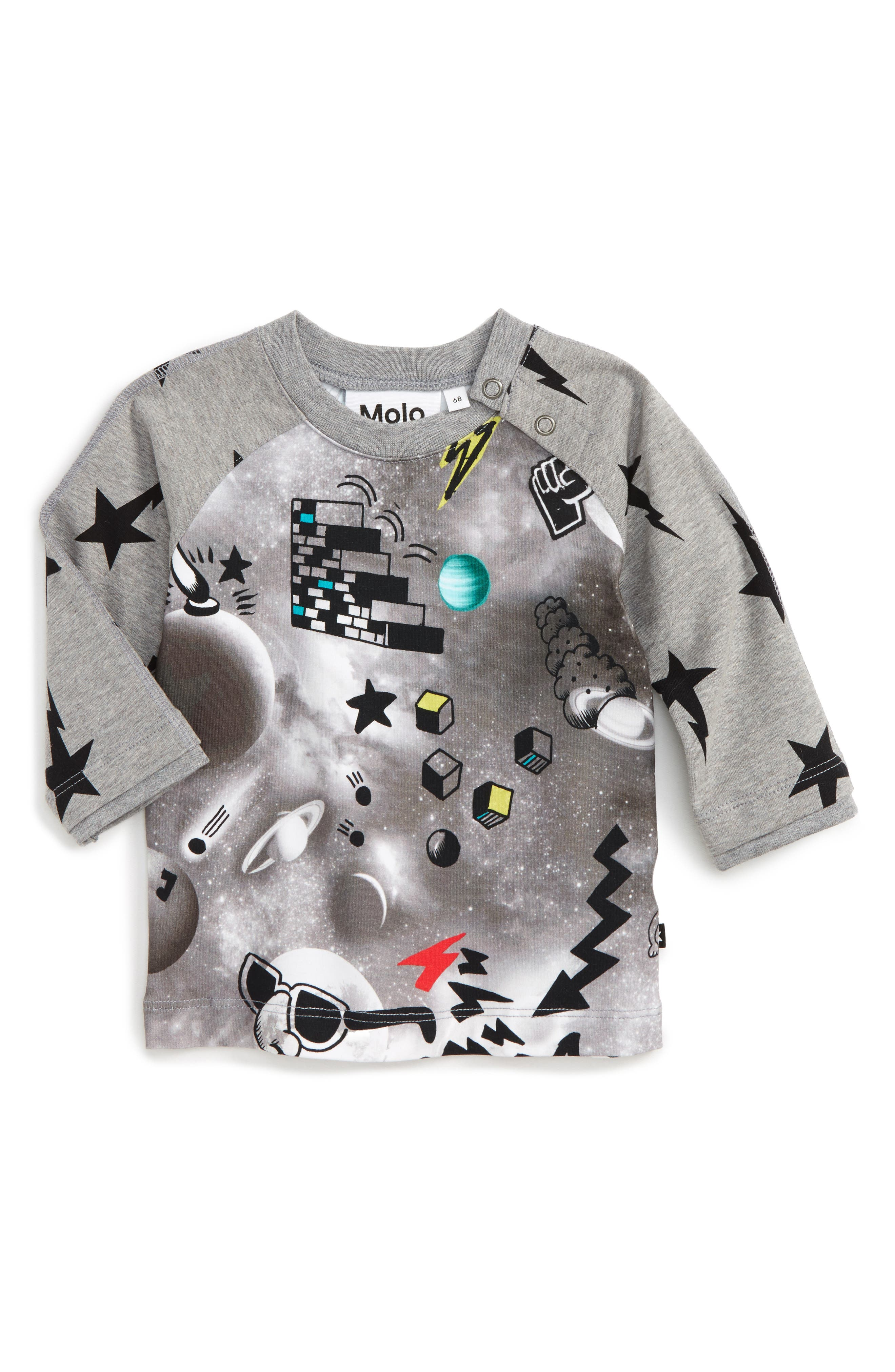 Molo Elton Graphic T-Shirt (Baby Boys)