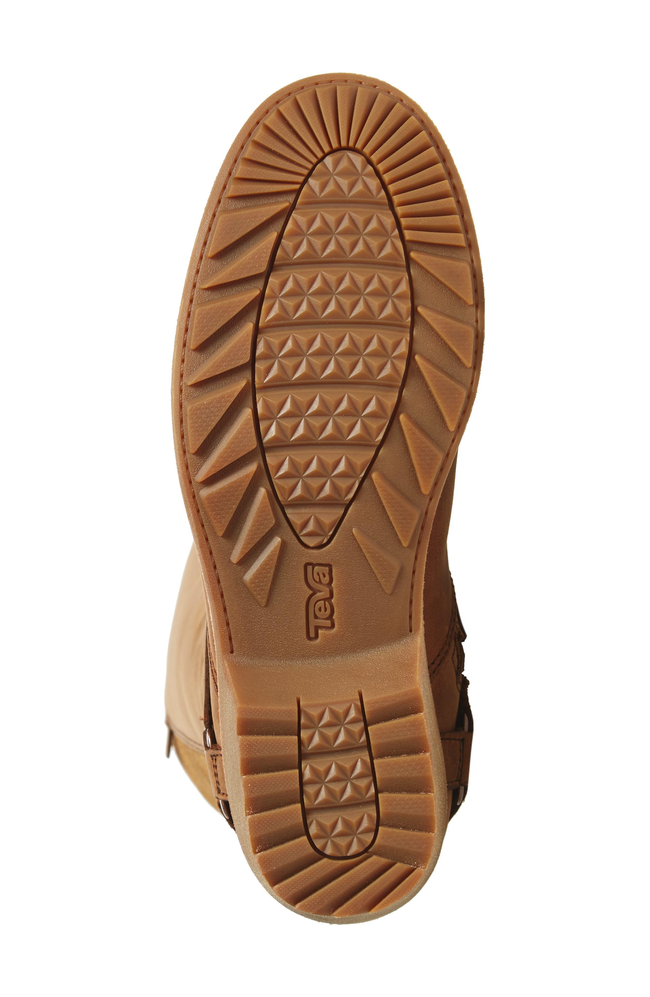 Alternate Image 6  - Teva De La Vina Waterproof Boot (Women)