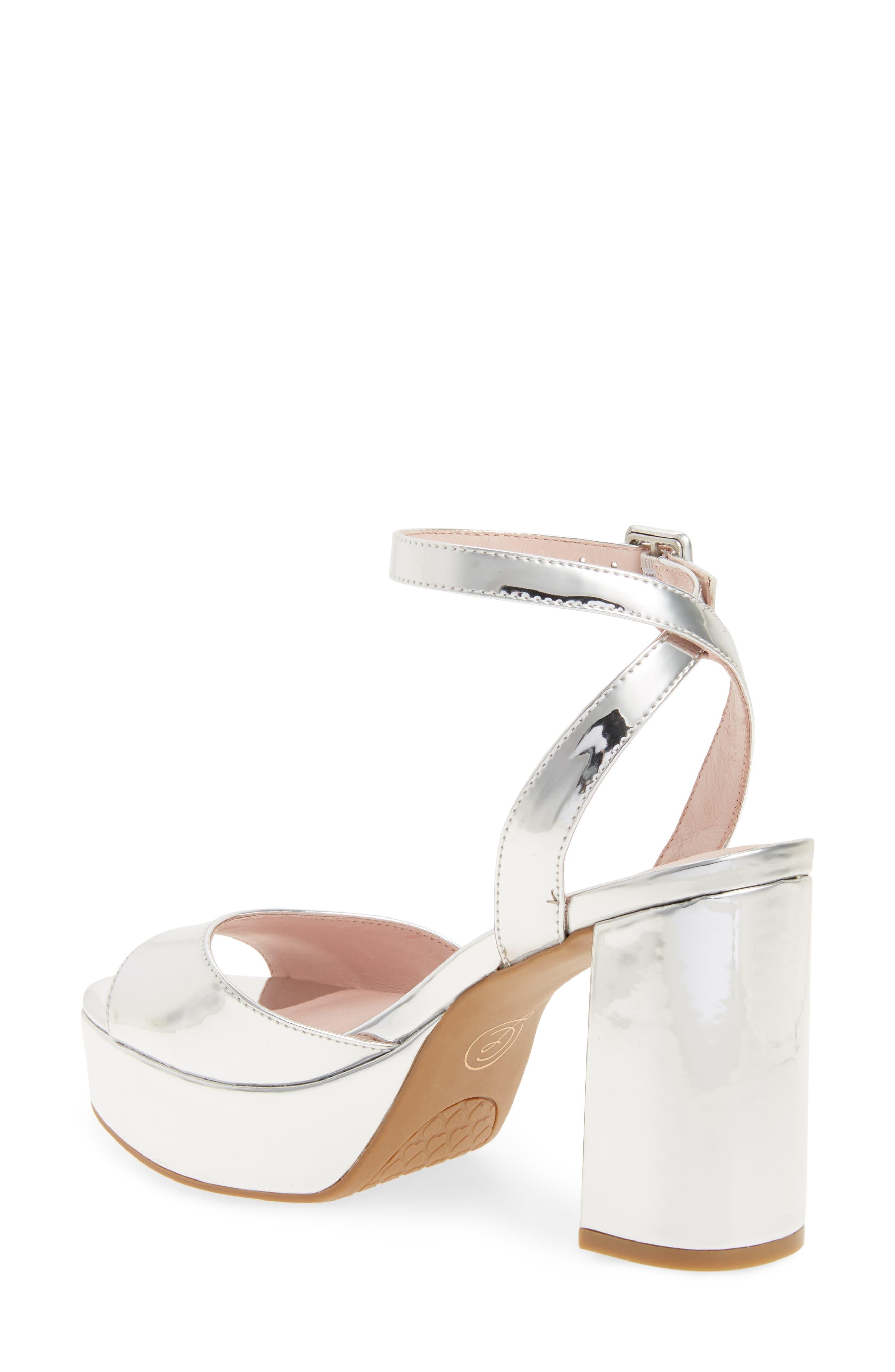Alternate Image 2  - Chinese Laundry Theresa Metallic Platform Sandal (Women)