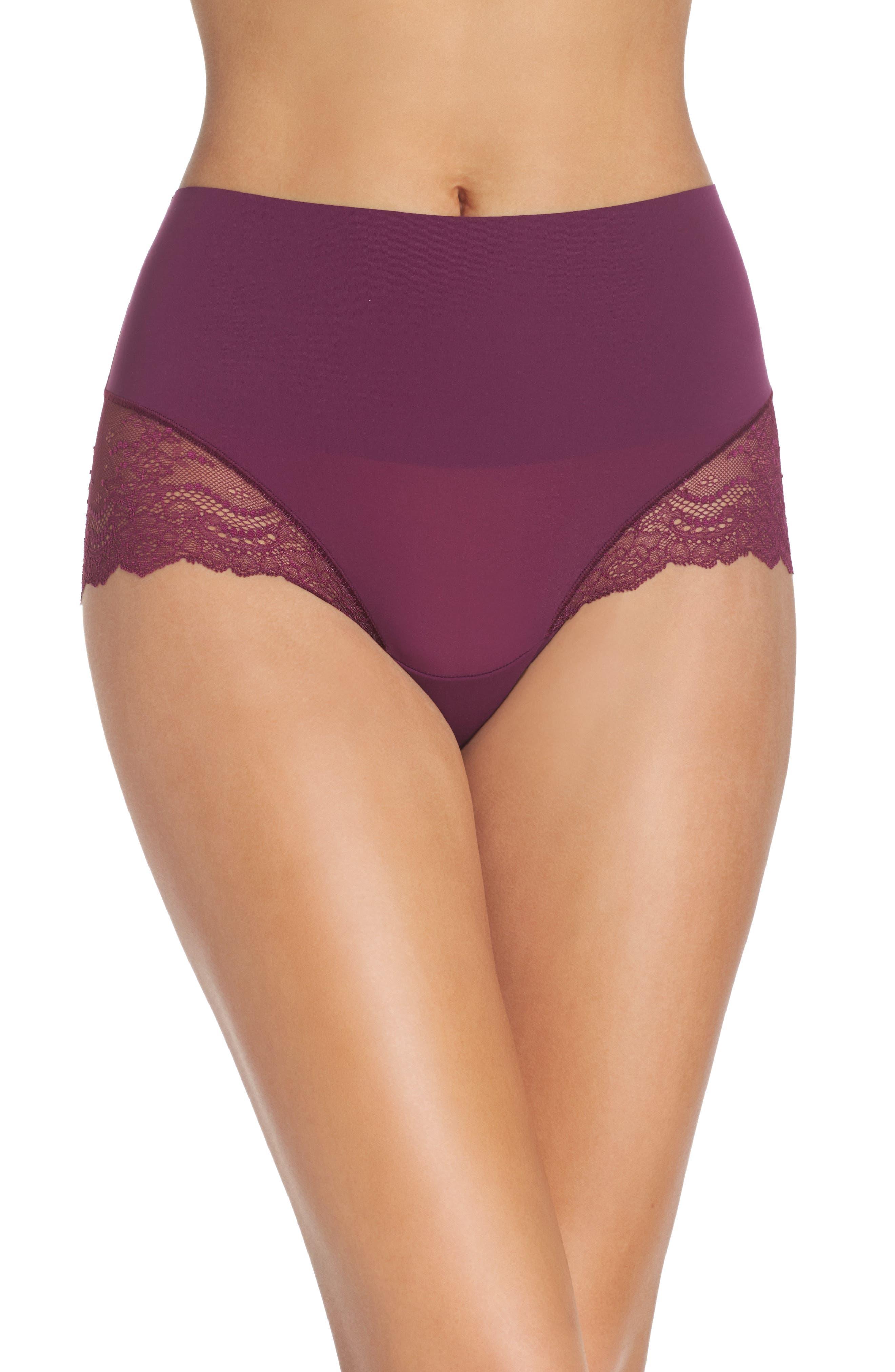 SPANX® Undie-tectable Lace Hipster Panties