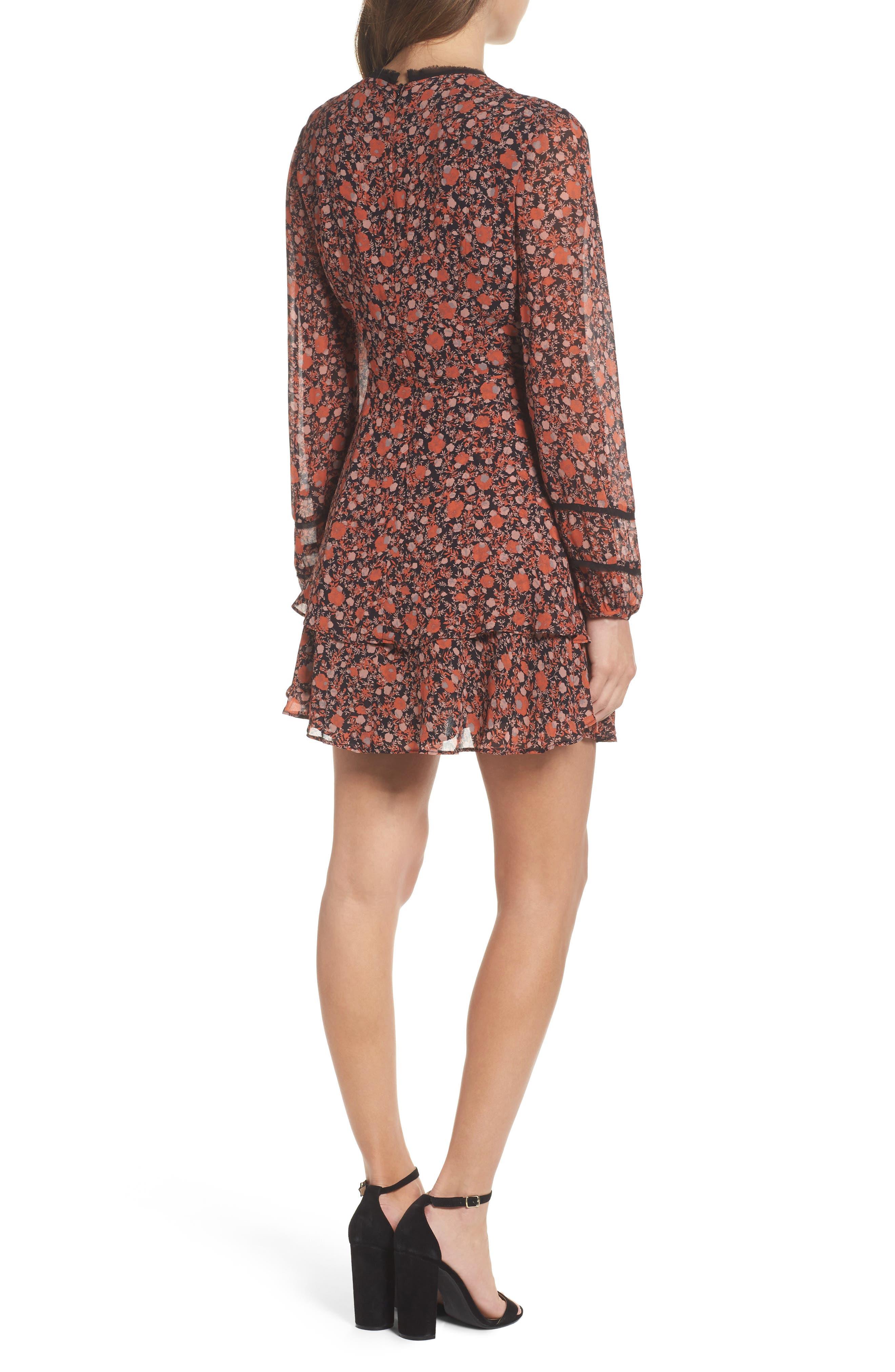 Alternate Image 3  - Greylin Haylie Fit & Flare Dress