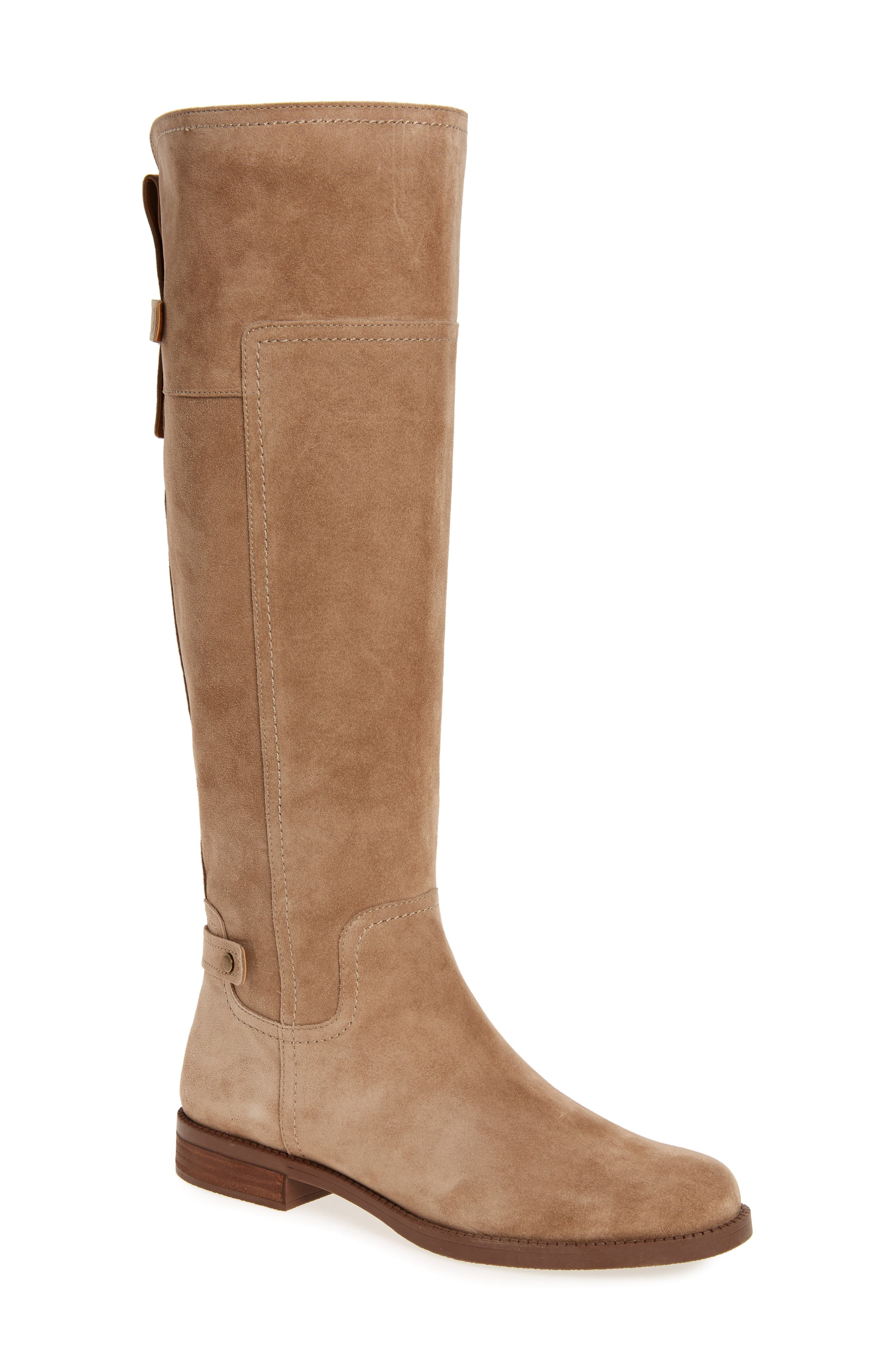 Alternate Image 1 Selected - SARTO by Franco Sarto Coley Boot (Women) (Regular & Wide Calf)
