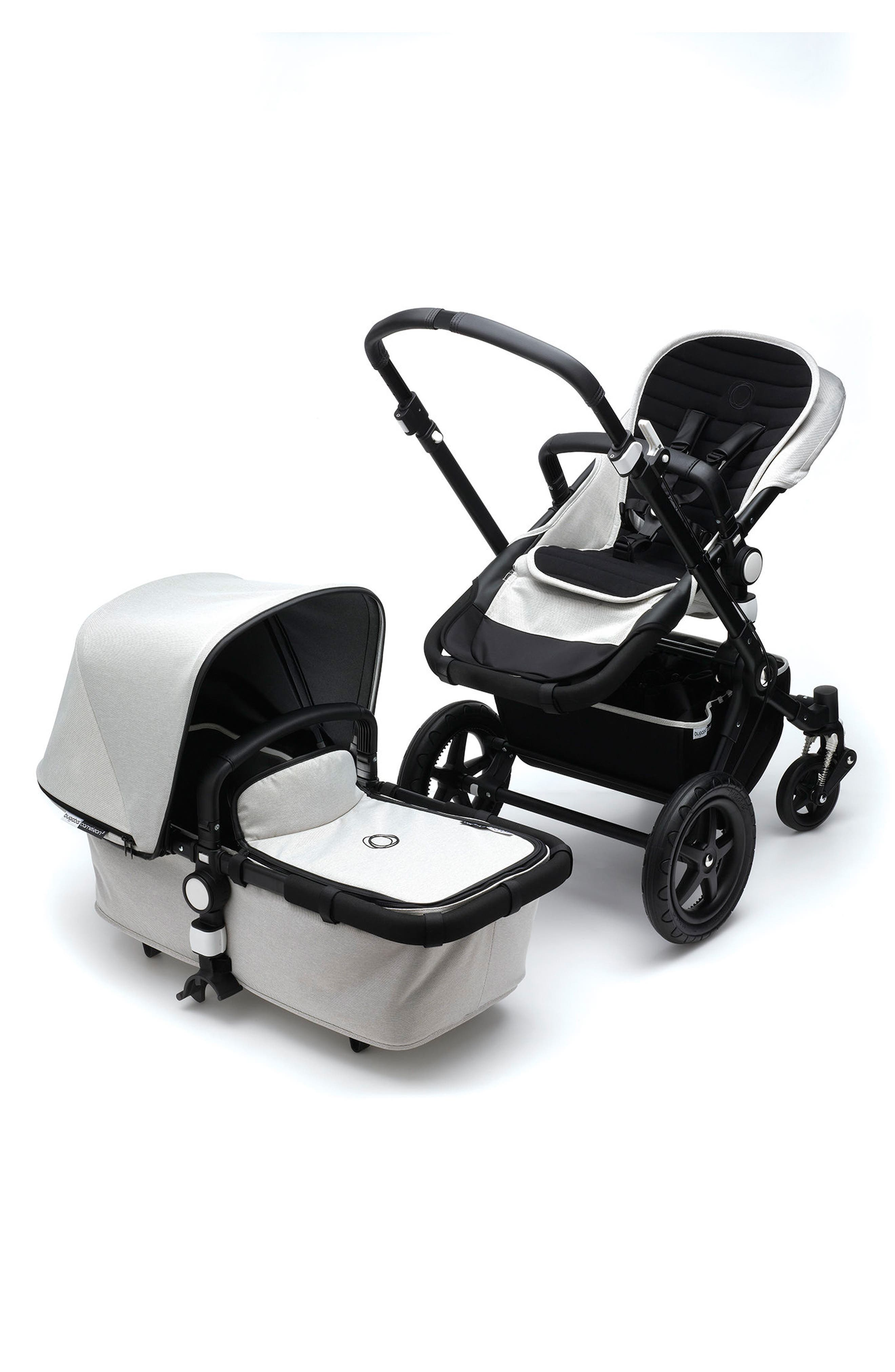Cameleon³ - Atelier Collection Stroller,                         Main,                         color, Off White