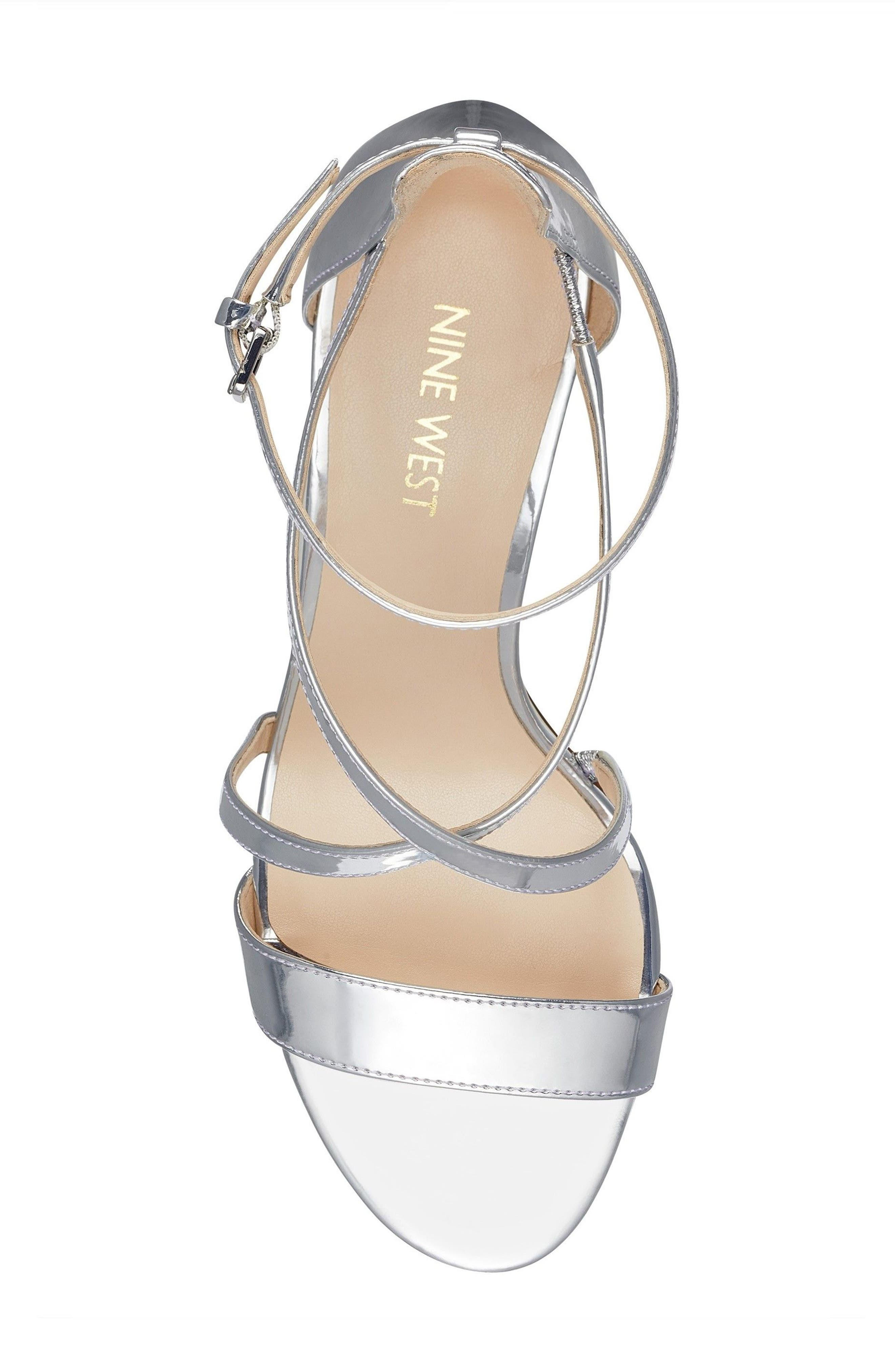 Alternate Image 5  - Nine West Retail Therapy Strappy Sandal (Women)