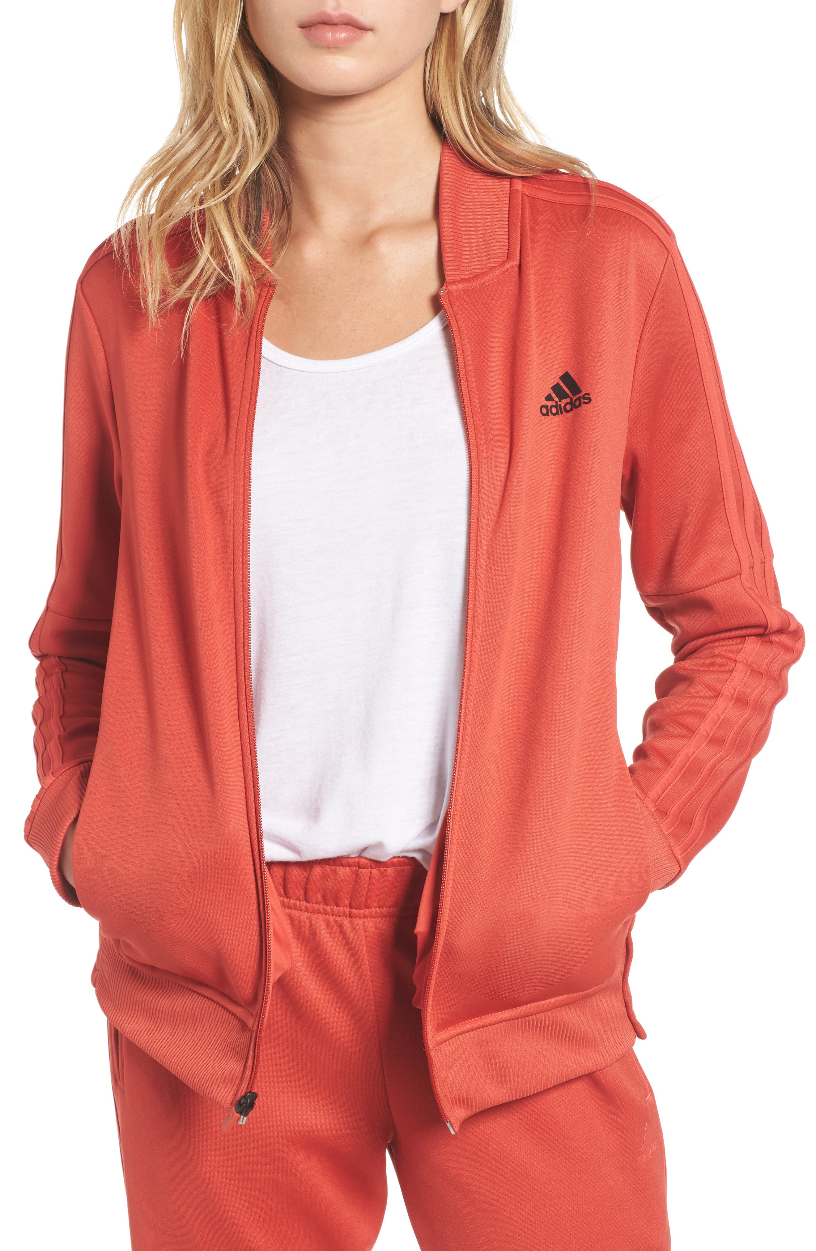 Main Image - adidas Tricot Track Jacket