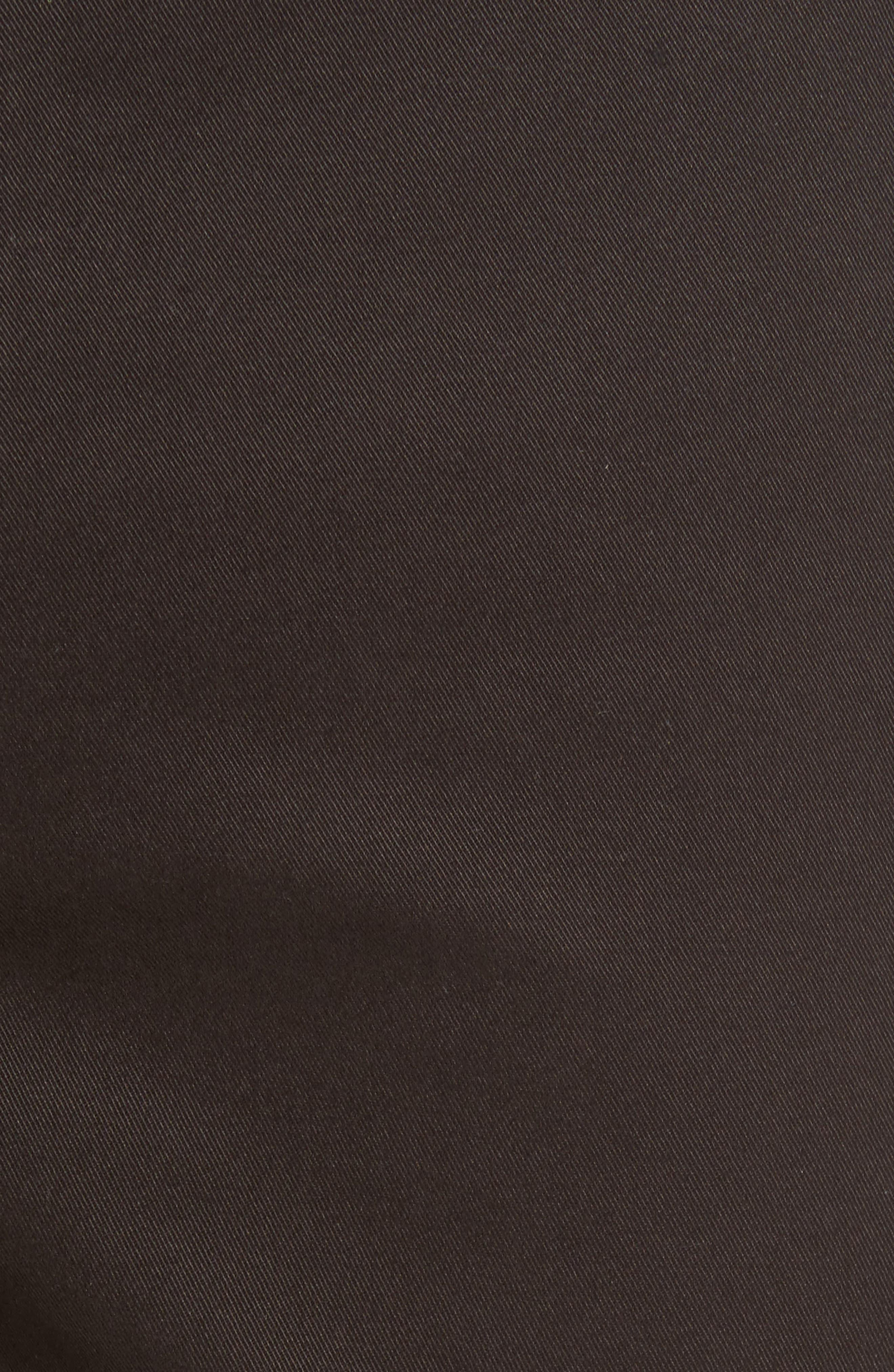 Tellis Modern Slim Twill Pants,                             Alternate thumbnail 5, color,                             2 Years Field Stone