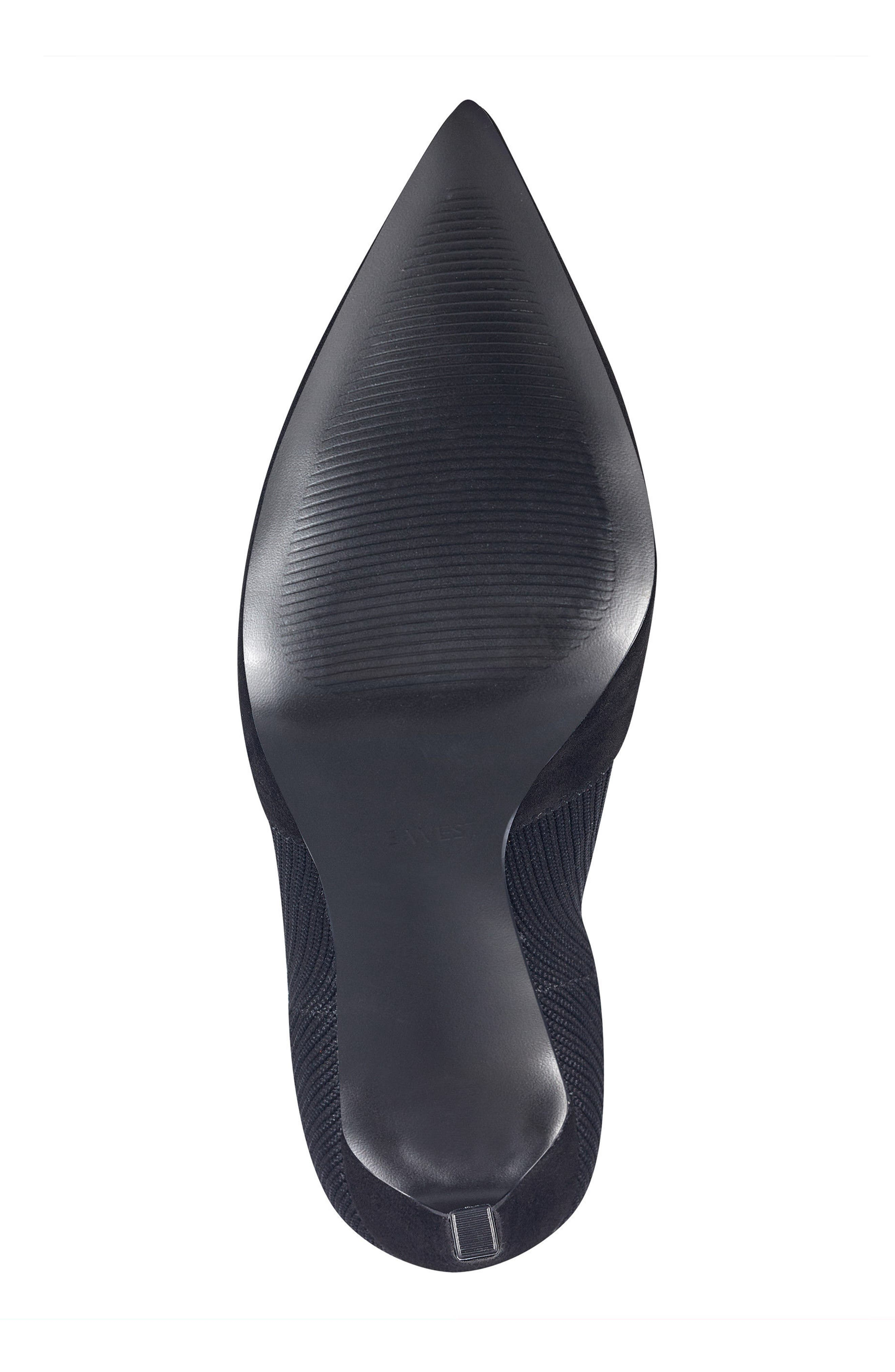 Alternate Image 6  - Nine West Tria Pointy Toe Pump (Women)