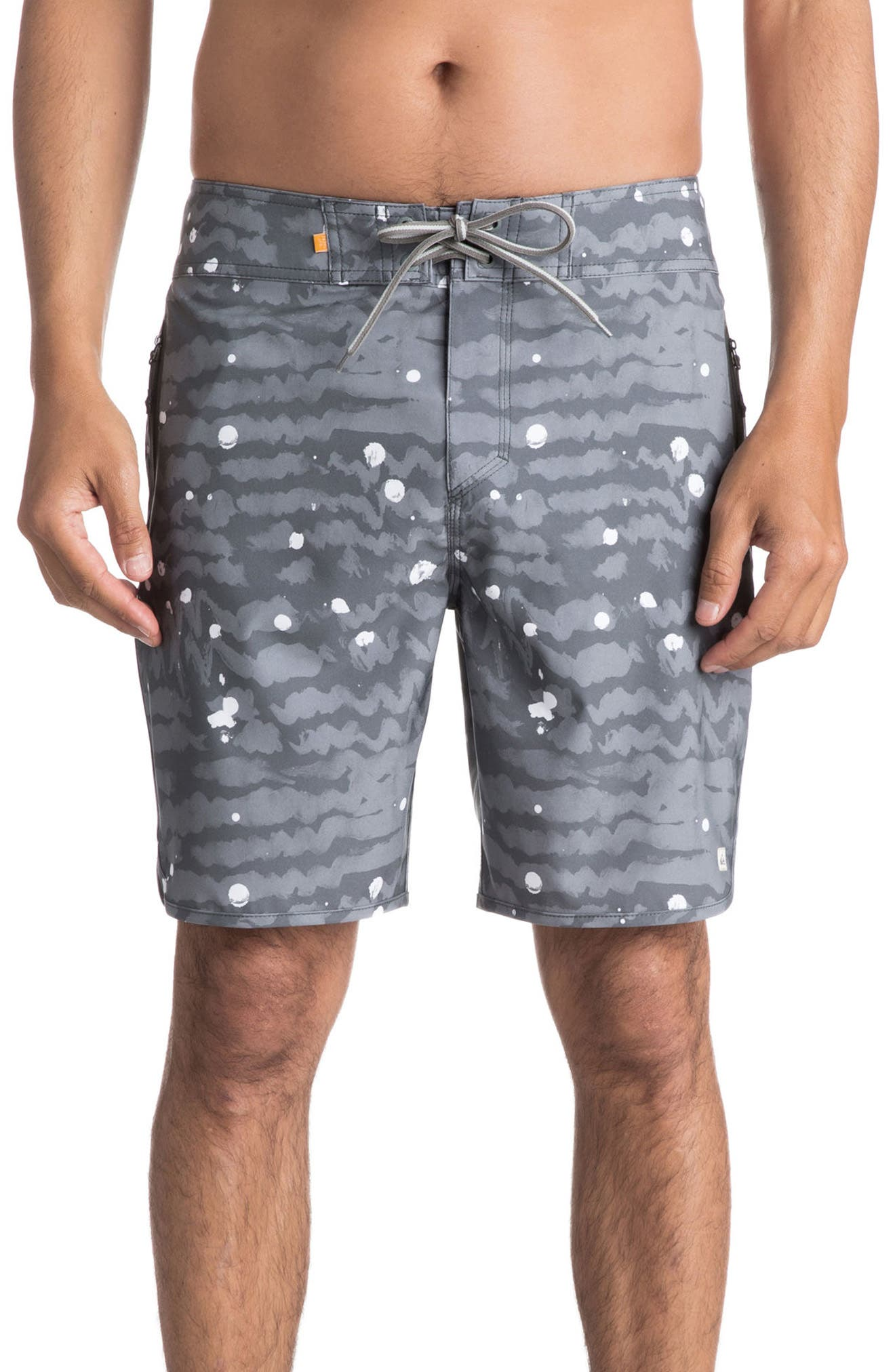 Quiksilver Waterman Collection Deep Sea Print Board Shorts