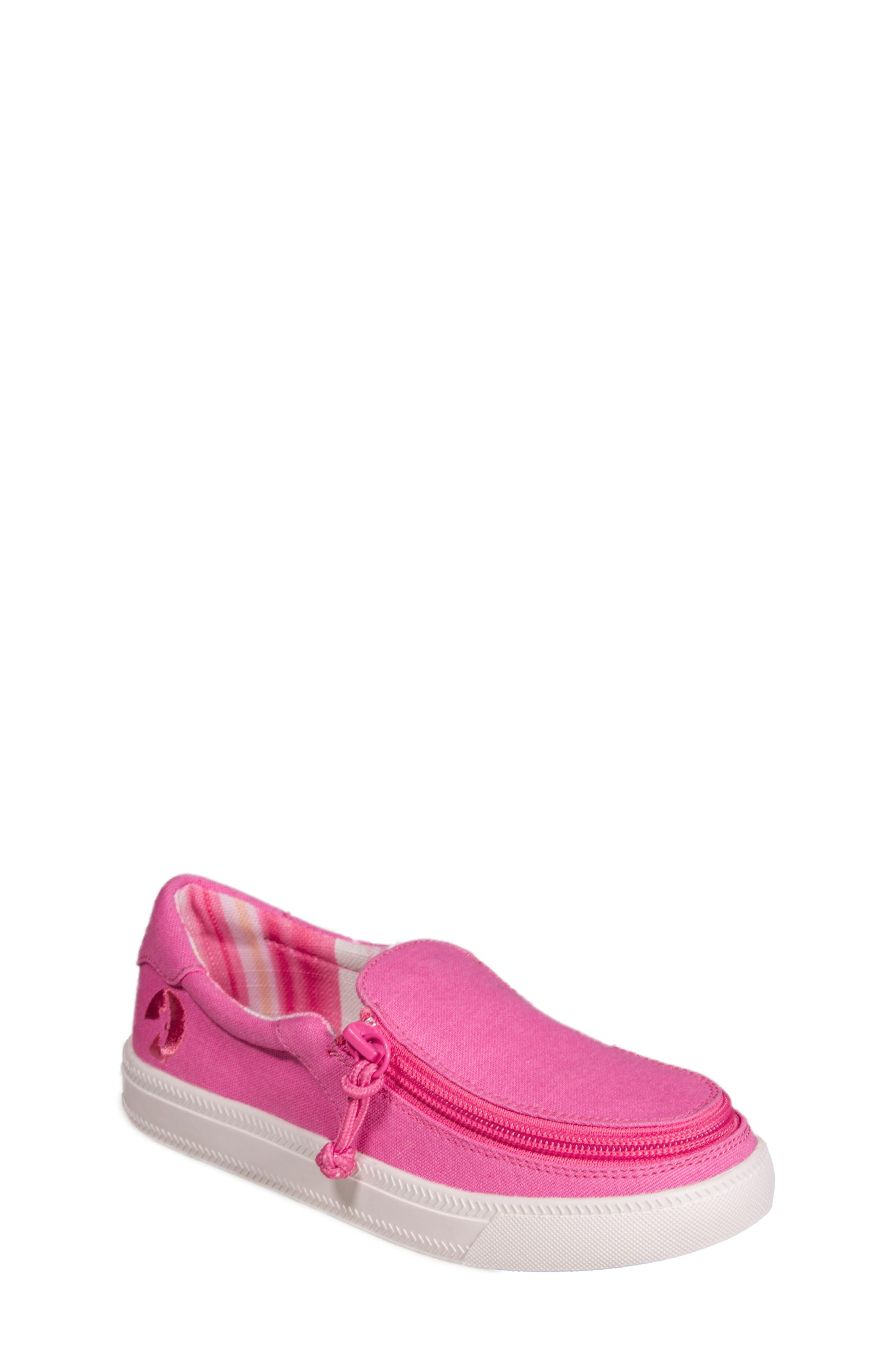 BILLY FOOTWEAR Zip Around Low Top Sneaker