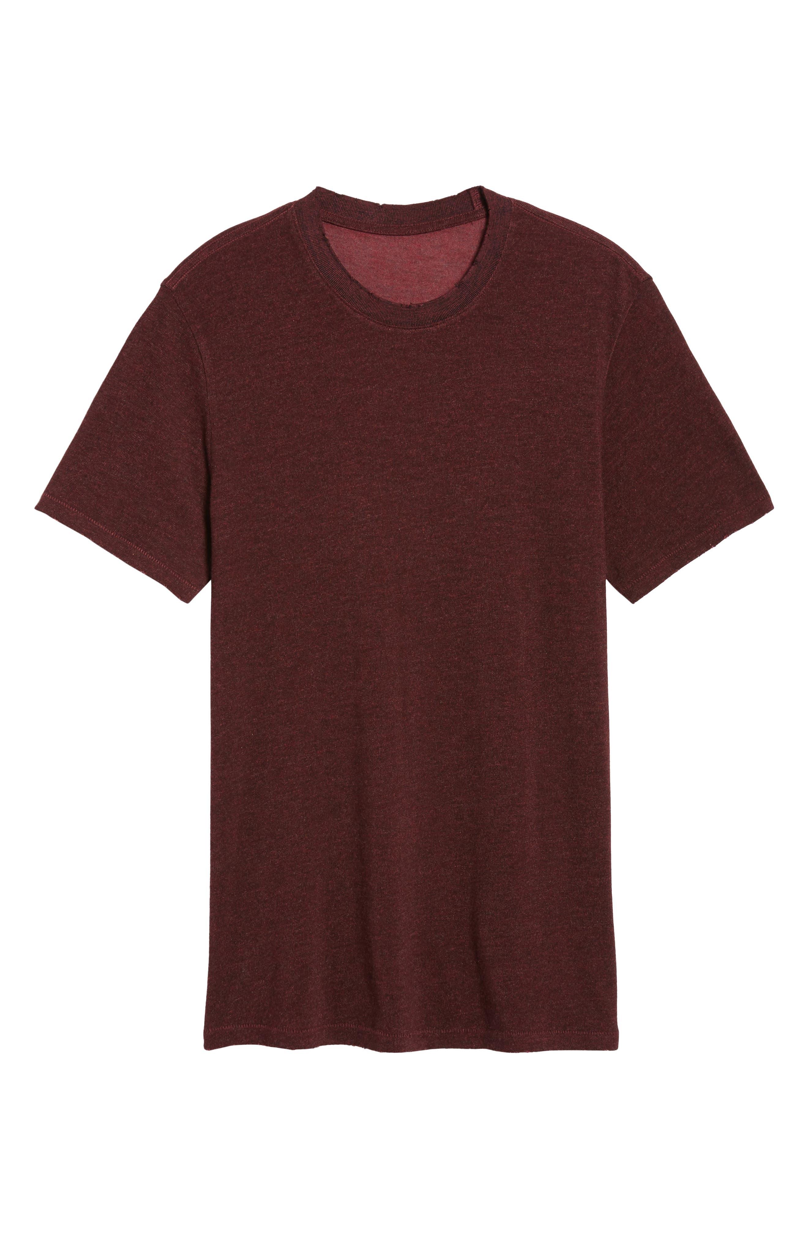 Alternate Image 5  - Treasure & Bond Core Crewneck T-Shirt