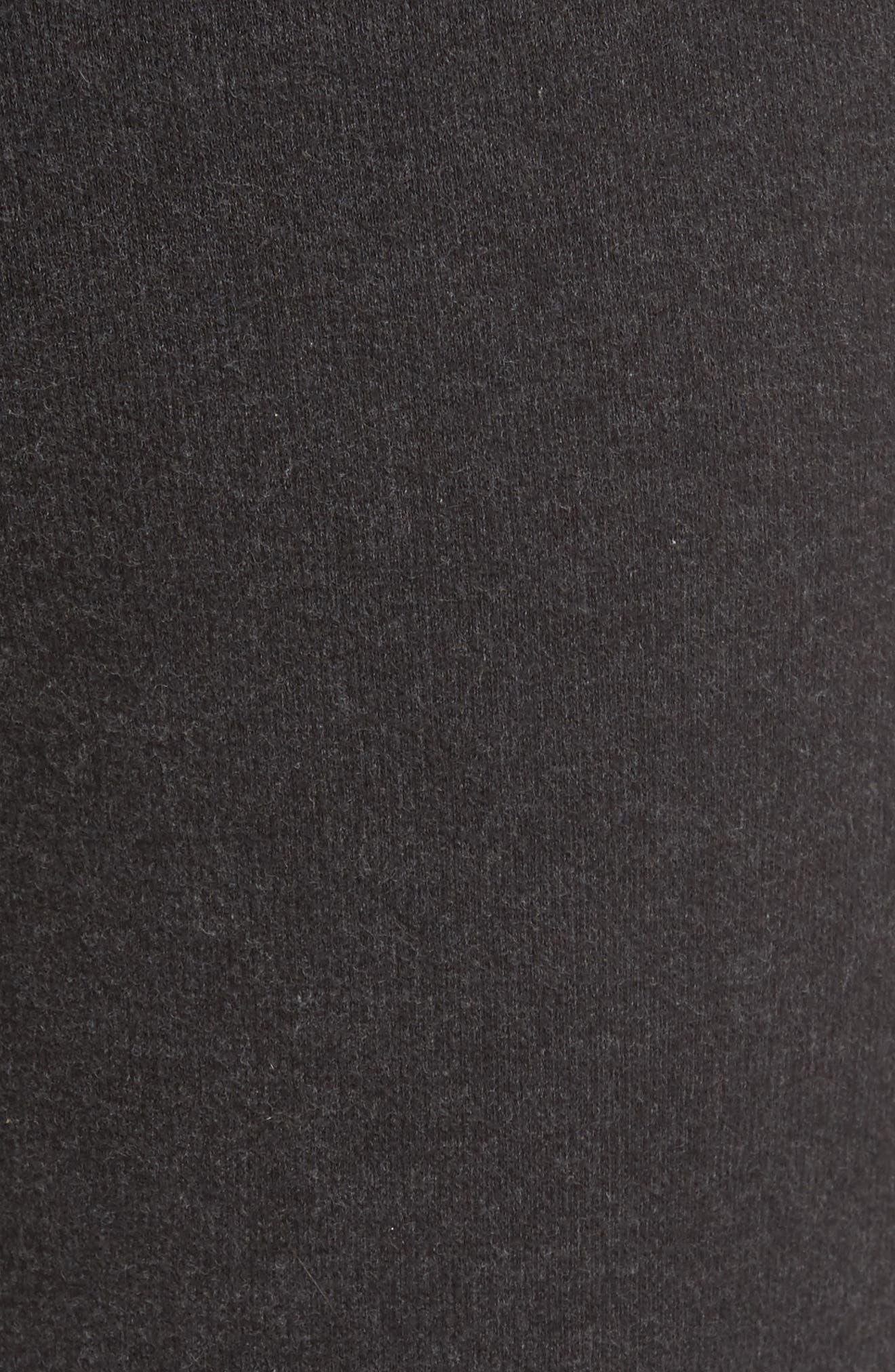 Alternate Image 6  - BOSS Slim Fit Jersey Jogger Pants
