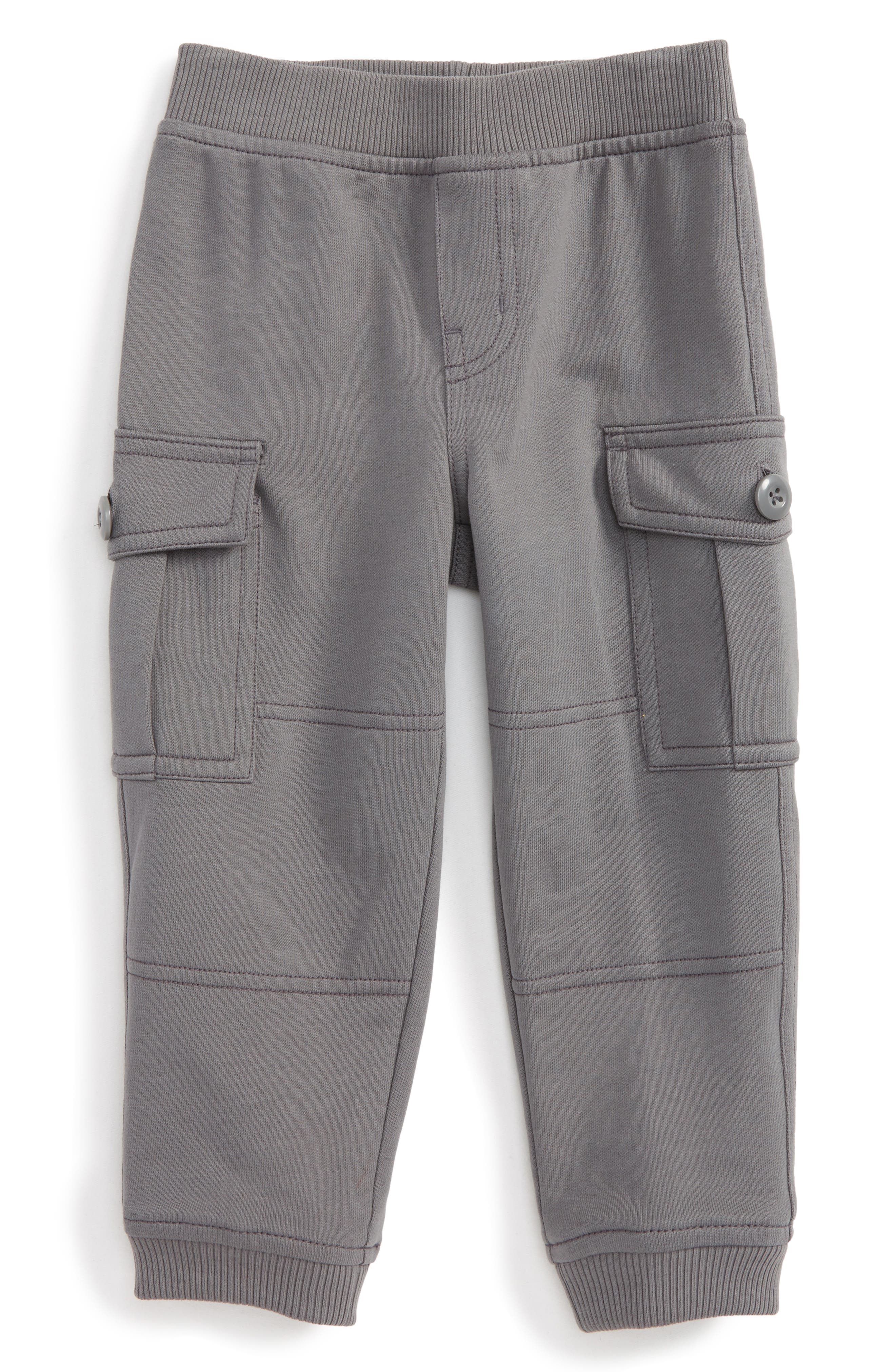 Tea Collection Ready to Roll Cargo Pants (Baby Boys)