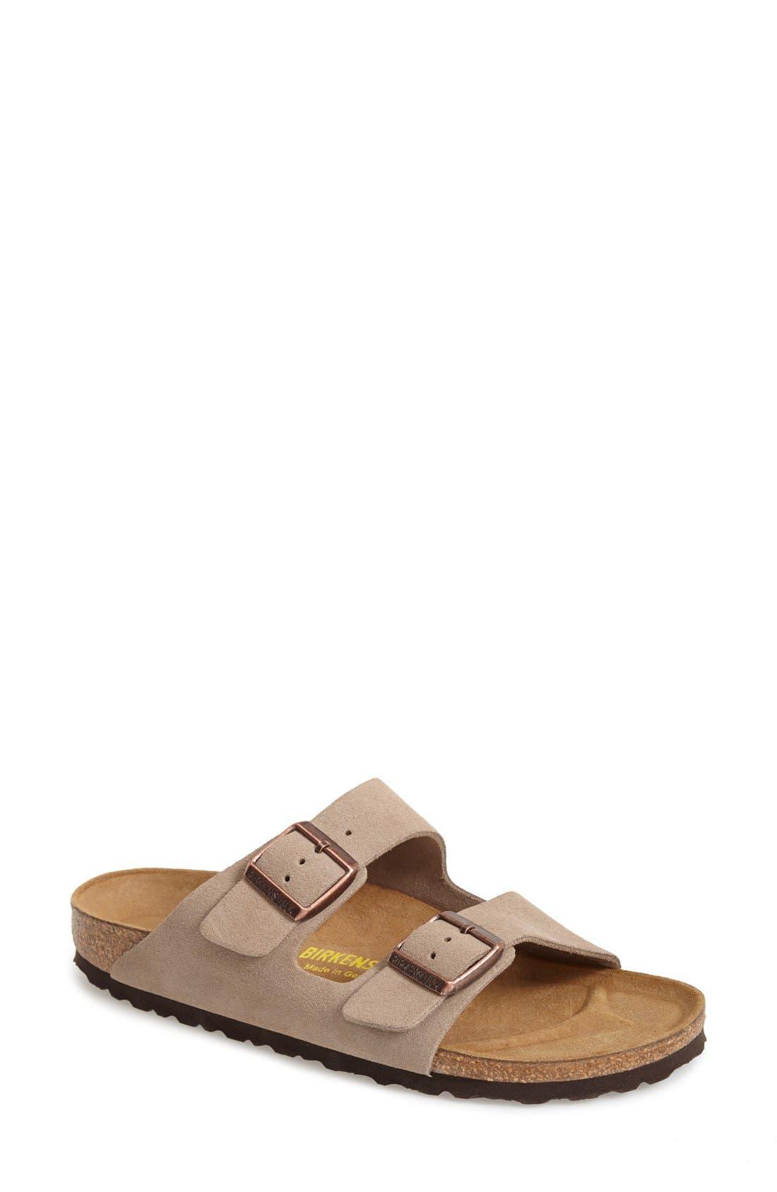 Main Image - Birkenstock 'Arizona' Sandal (Women)