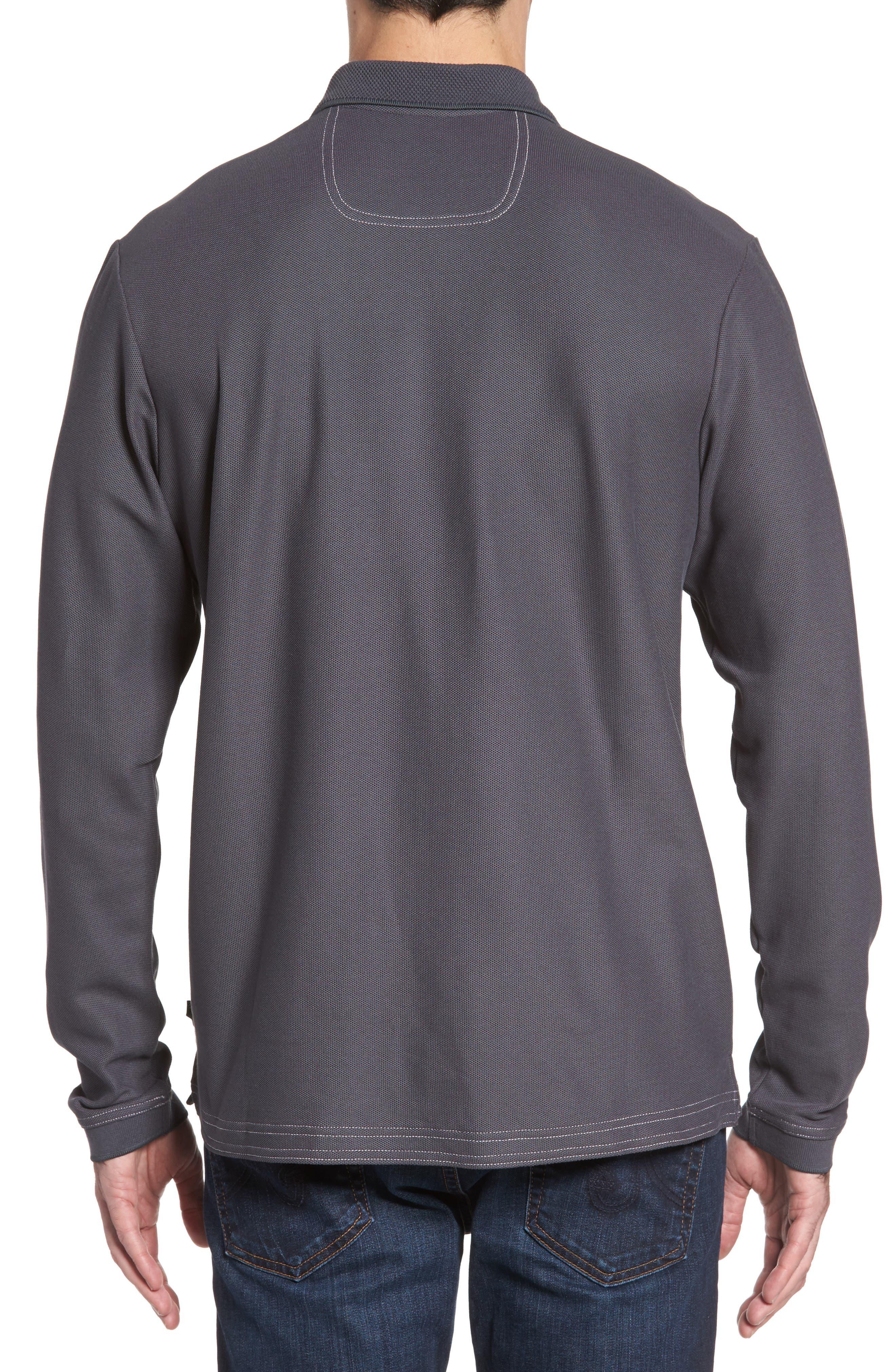 Alternate Image 2  - Tommy BahamaEmfielder Long Sleeve Polo