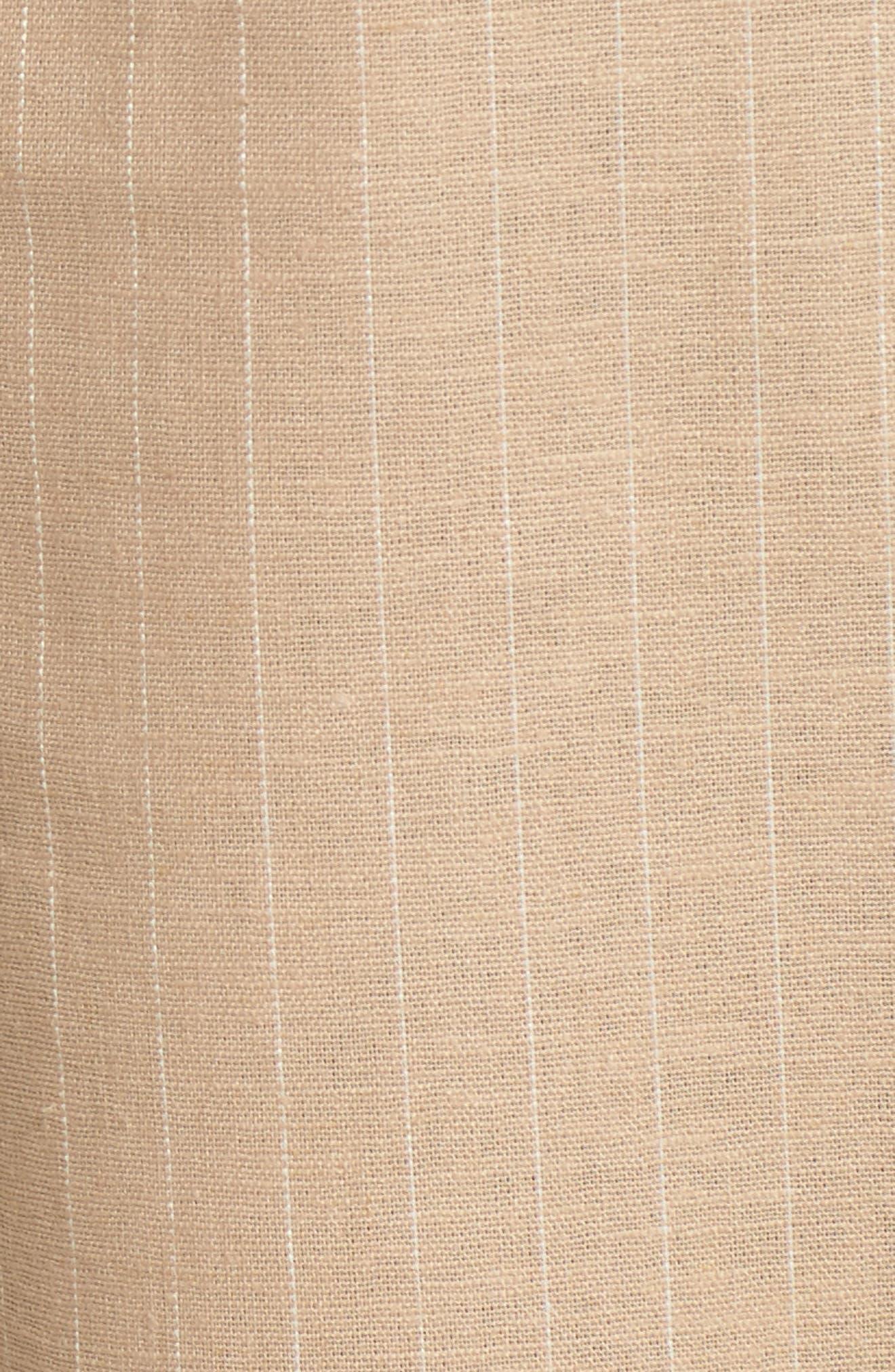 Alternate Image 5  - Leith Crop Culottes