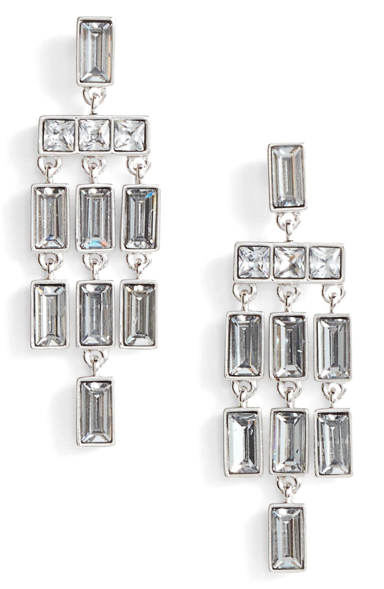 Vince Camuto Chandelier Earrings