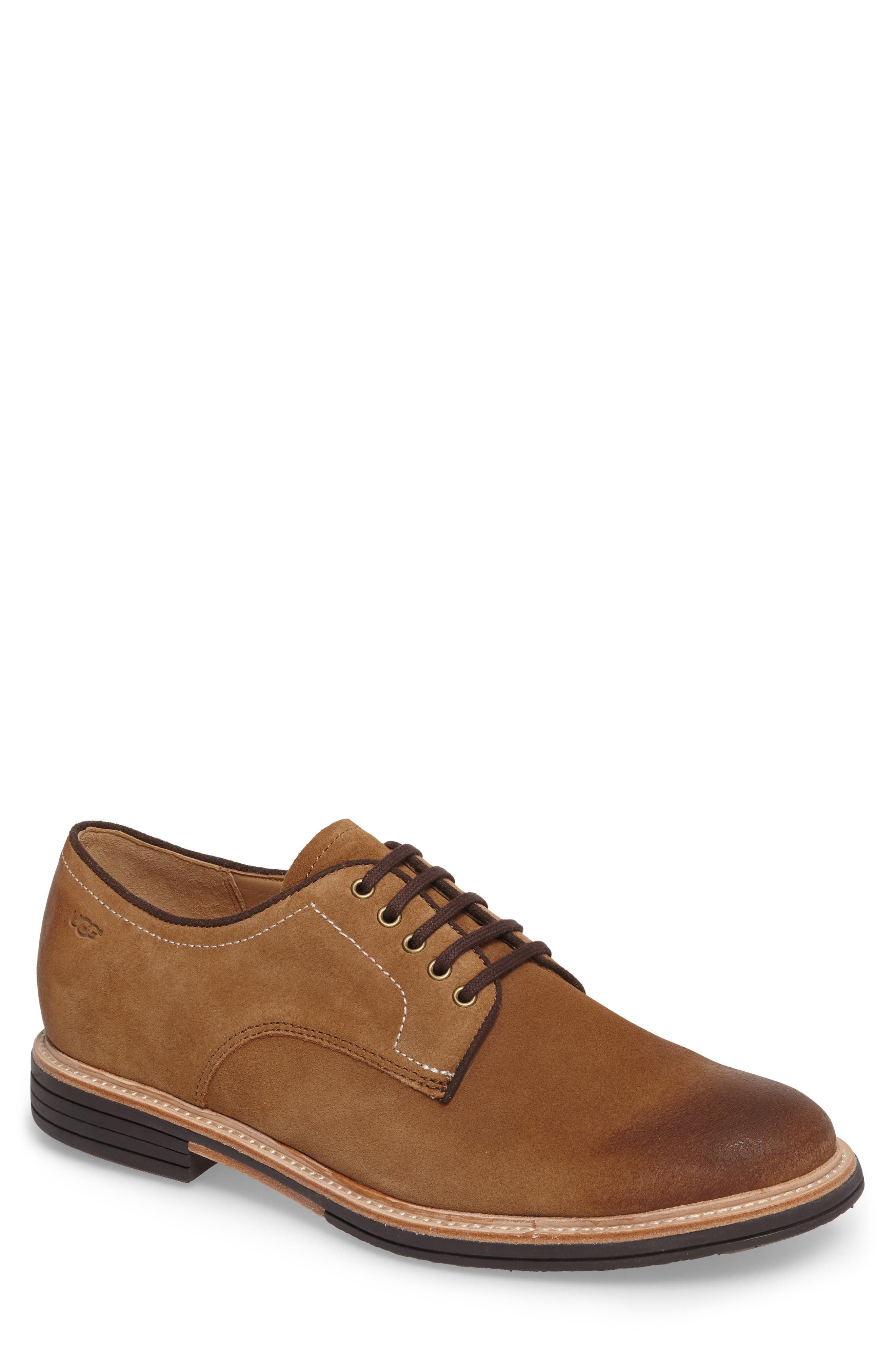 Jovin Buck Shoe,                         Main,                         color, Chestnut