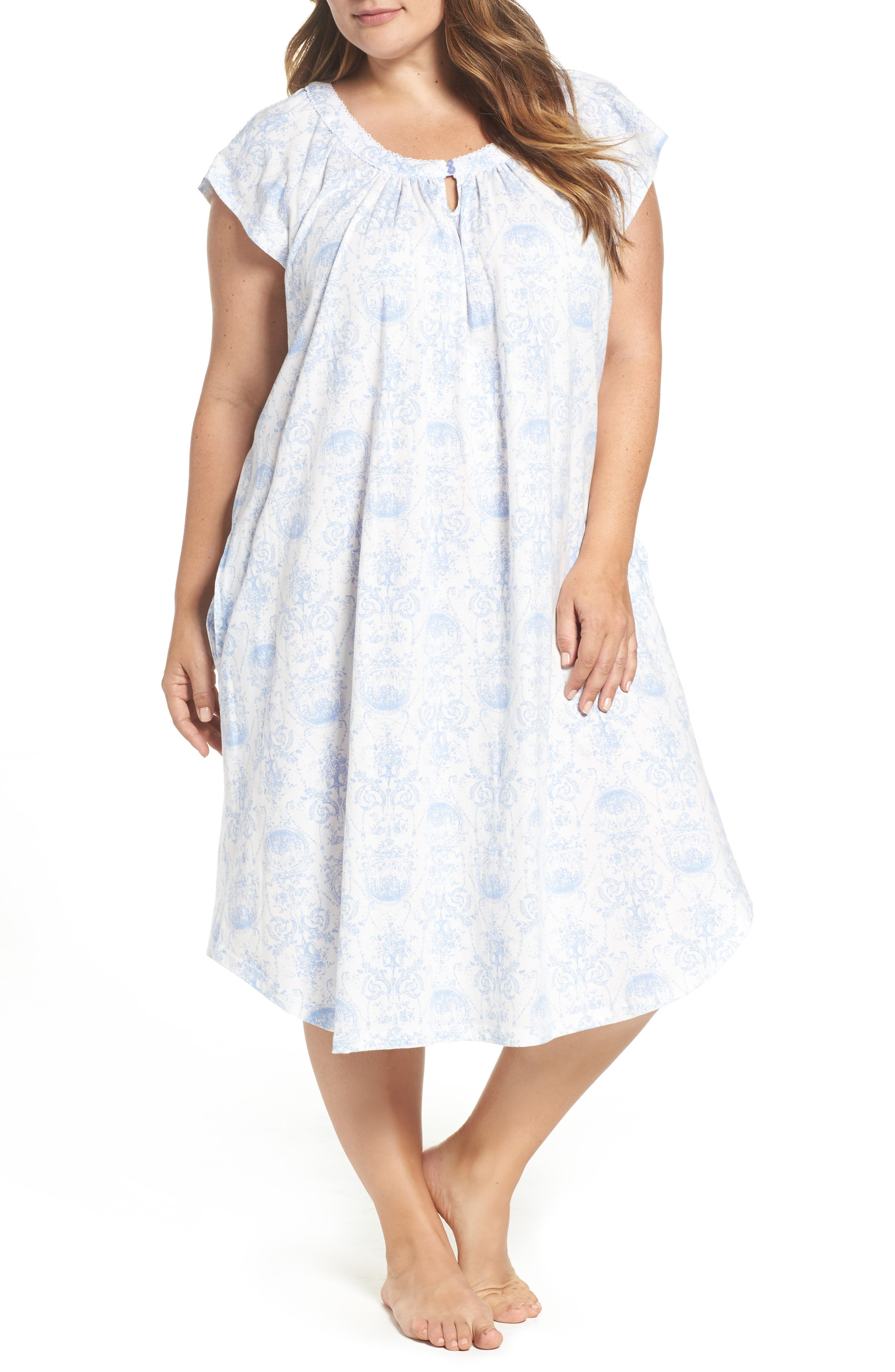 Carole Hochman Nightgown (Plus Size)
